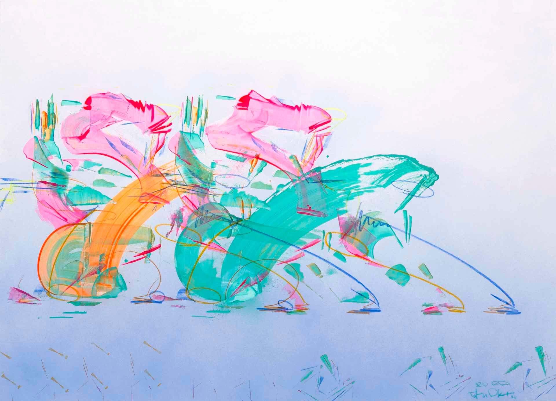 彫刻家・小畑多丘による初の作品集『Spectrum of the Move』が刊行決定!京都「haku kyoto」では記念の個展も開催 art201118_taku-obata_13-1920x1384