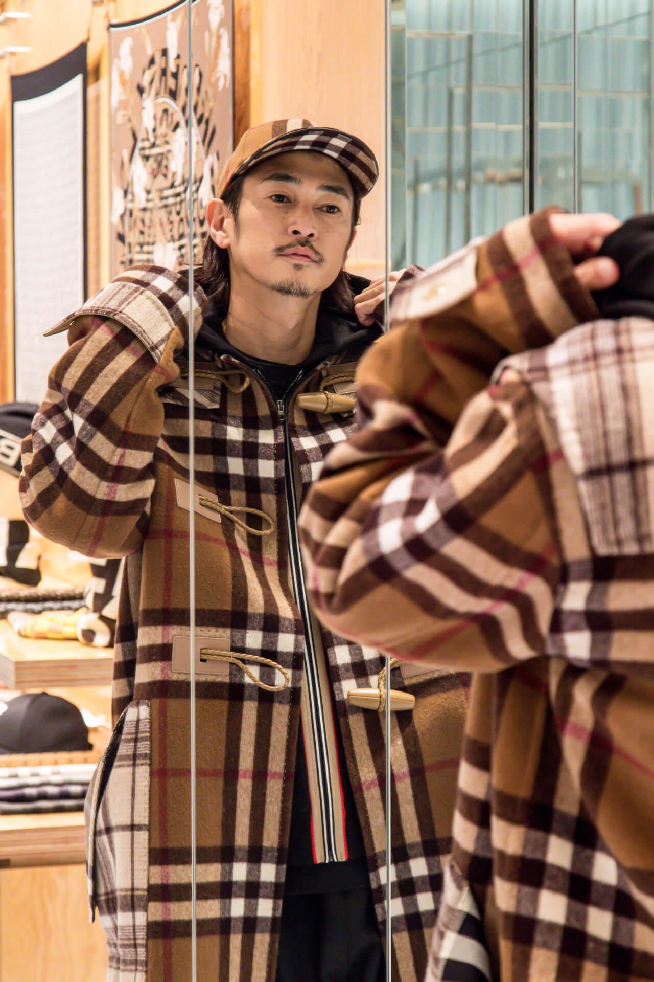 日本初のメンズ&ウィメンズ合同型ストア『バーバリー心斎橋パルコ』が明日オープン!人気キャンバス地バッグの限定カラーも登場 fashion201119_burberry_parco_2