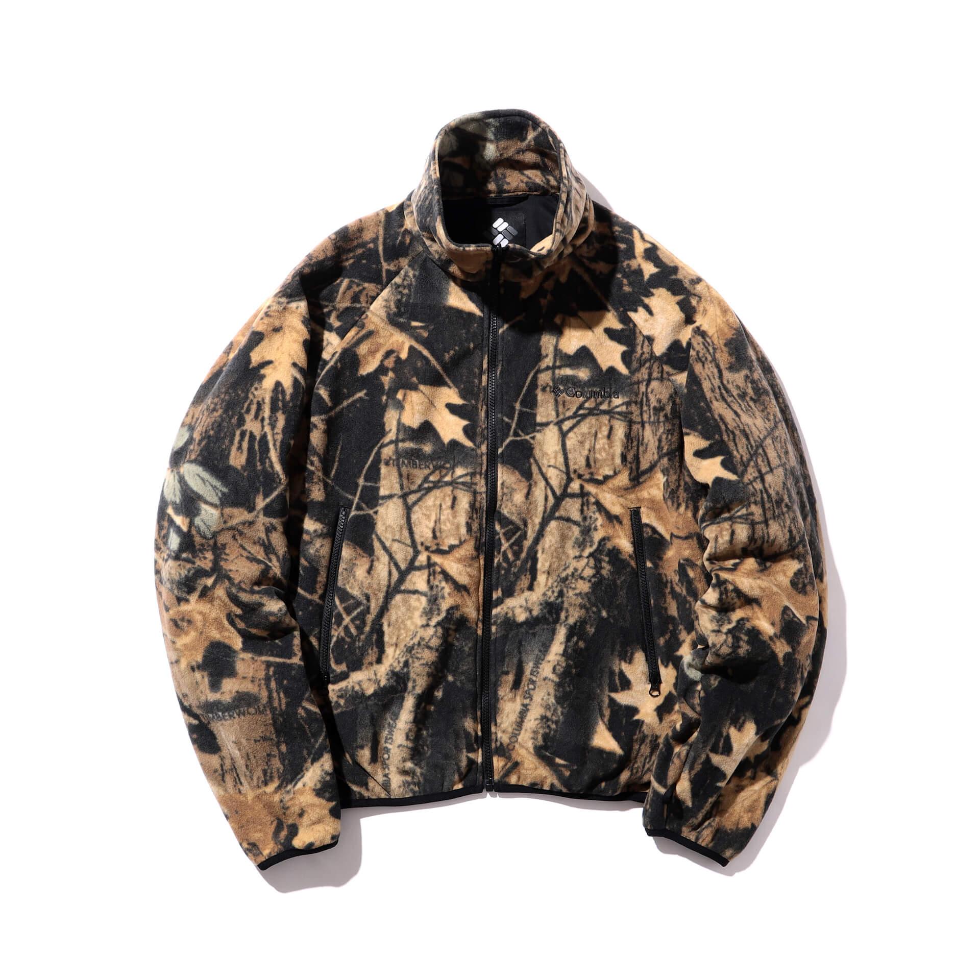 BEAMSとColumbiaのコラボコレクション『Columbia National Park』が登場!全アイテムに施されたカモフラージュ柄が特徴 fashion20201019_beams_columbia_5