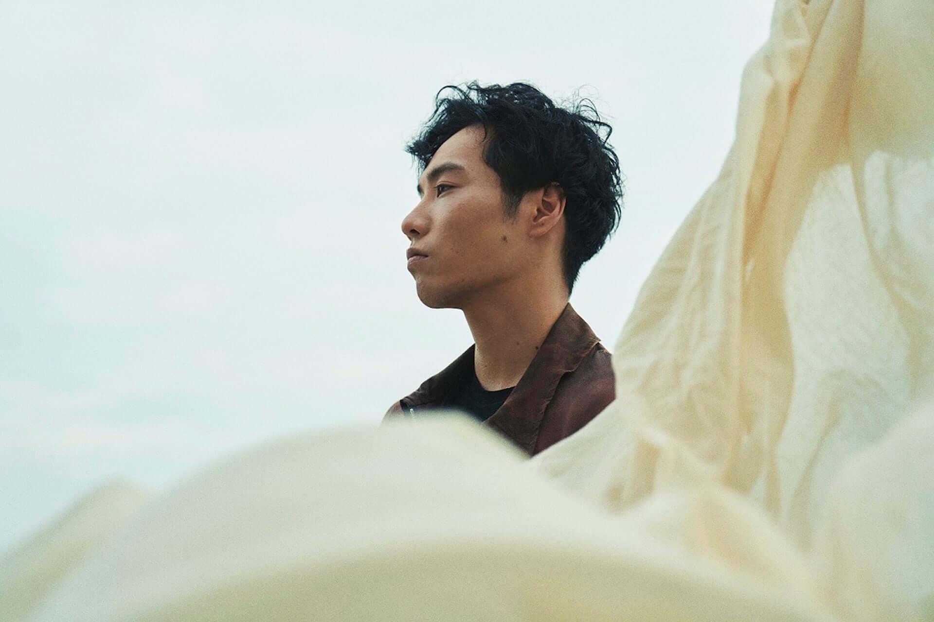 Ryohuの1stアルバム『DEBUT』リリース記念ライブにAAAMYYY、TENDRE、Shin Sakiuraが出演決定!フリーチケットは申し込み受付中 music201120_ryohu_3-1920x1280