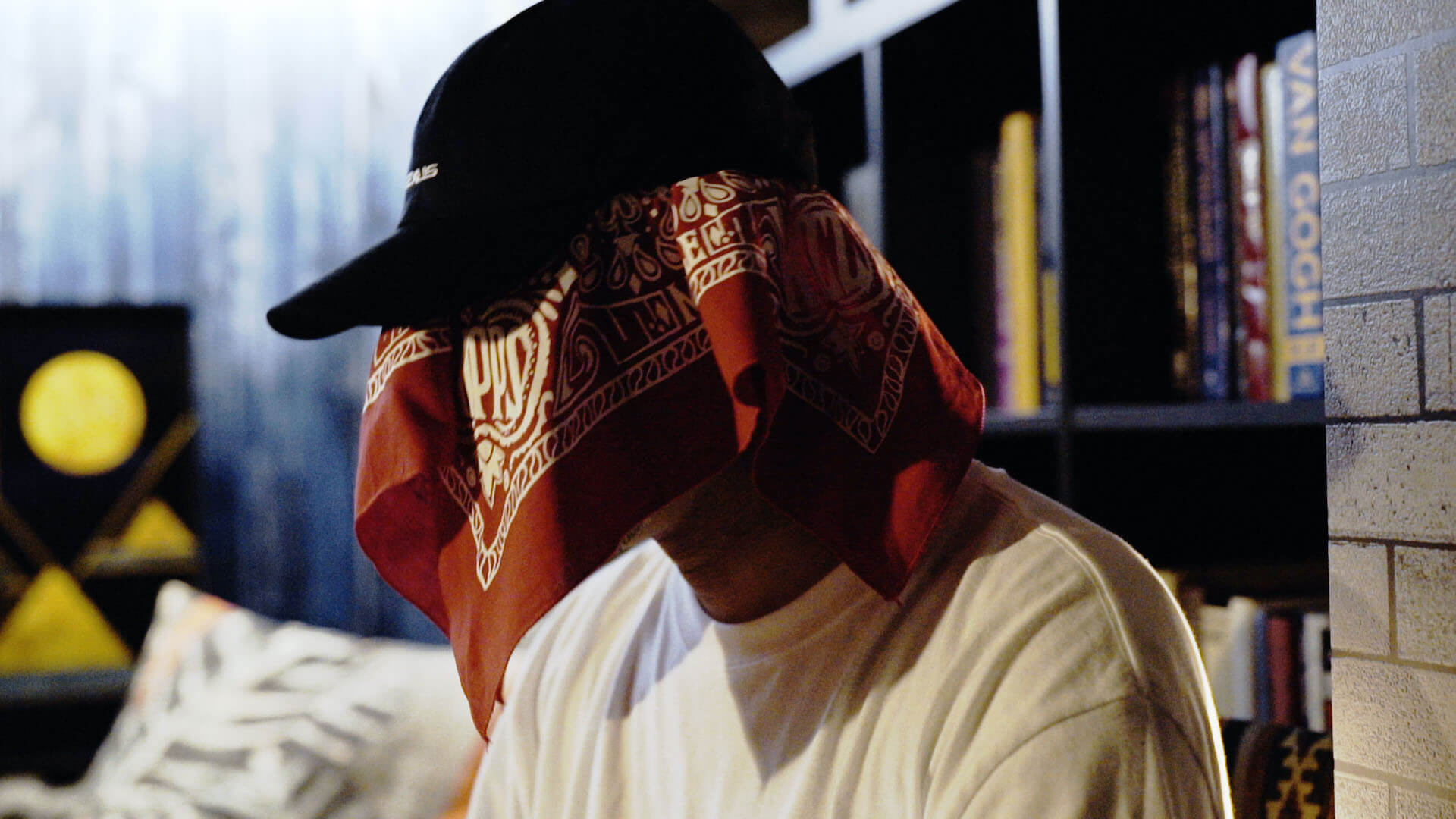 MANTLE as MANDRILLの最新作『SEXORCIST OF THE LIVING SAGA』から「KUROSAWA」のMVが公開 music201120-mantle-as-mandrill-1