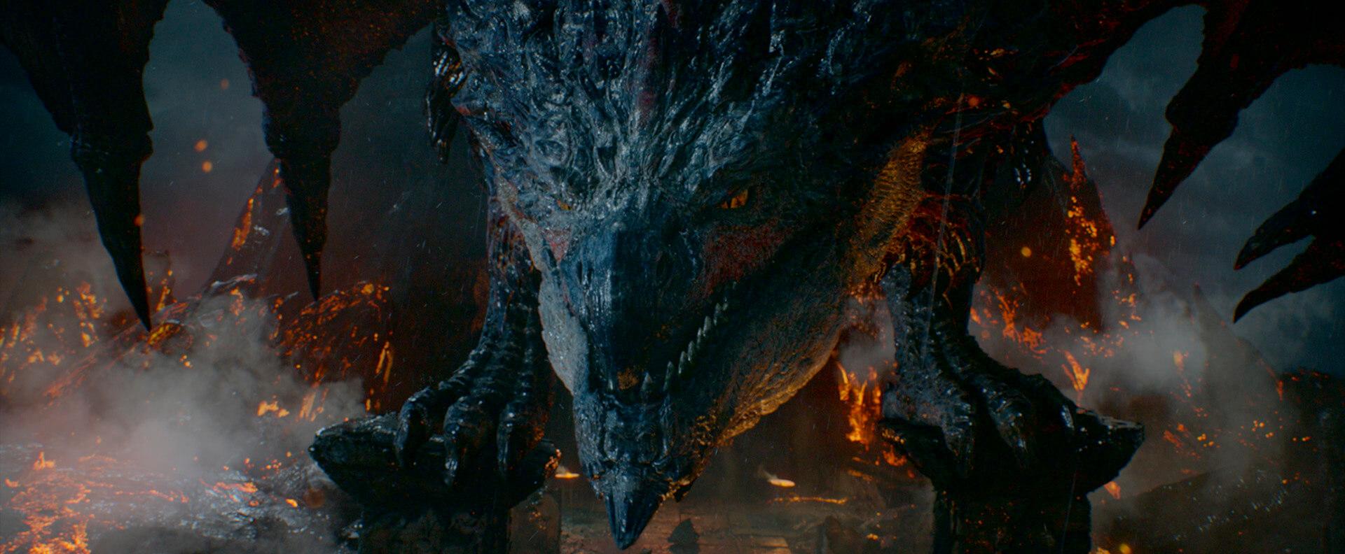 ついにリオレウス&ディアブロス亜種の姿も!ミラ・ジョヴォヴィッチ主演映画『モンスターハンター』の本予告映像が解禁 film201120_monsterhunter_6