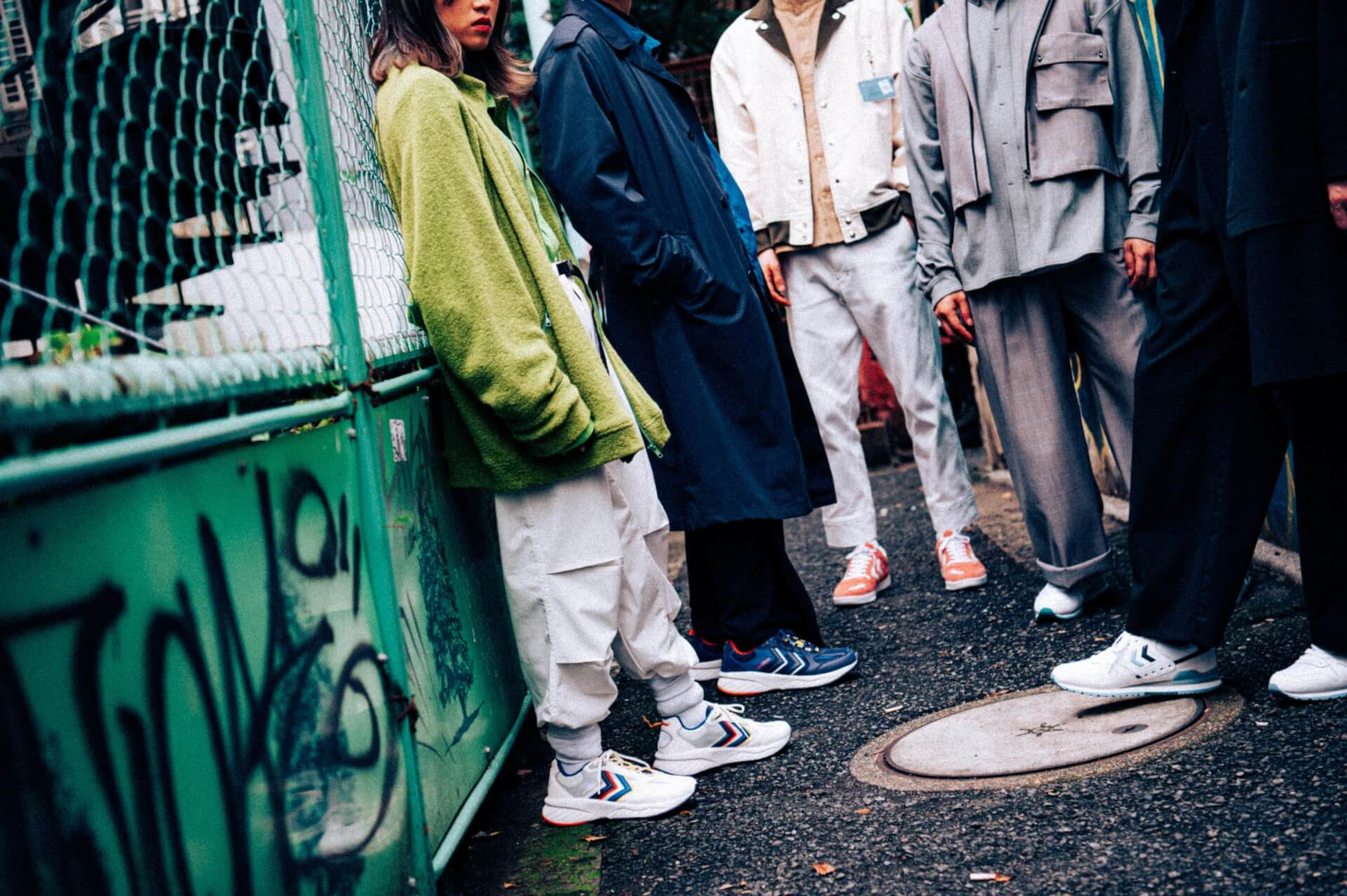 Photo Session|gato × HUMMEL HIVE at Shibuya lf201022_hummel_gato_2719