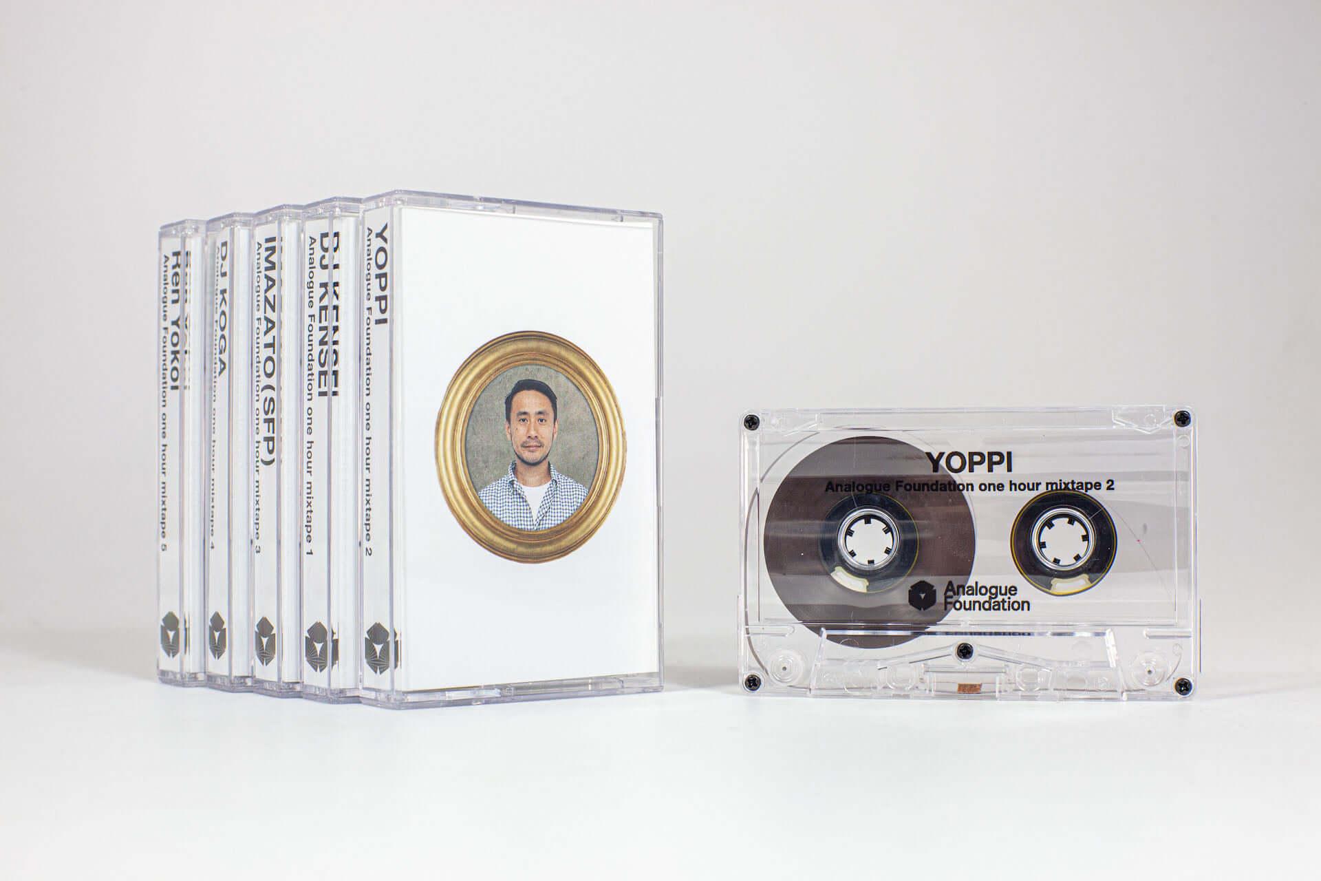 オーディオテクニカ発プロジェクト「Analogue Foundation」からミックステープシリーズが始動!DJ KENSEI、YOPPI、Ren Yokoiらが参加 music201124_analoguefoundation_2-1920x1280