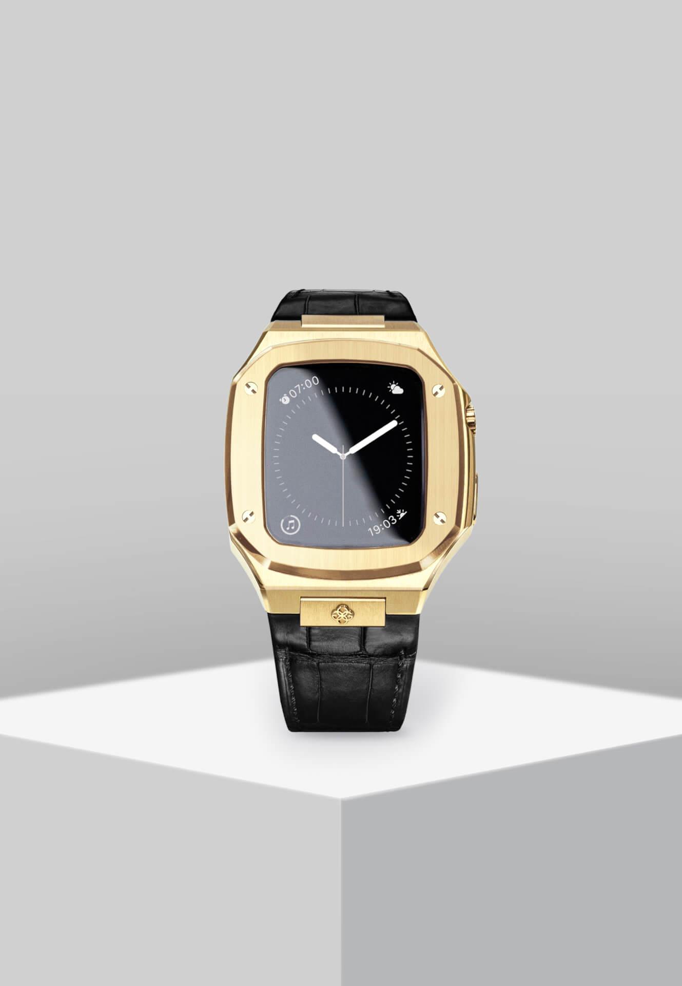高級感漂うGOLDEN CONCEPTのApple Watchケースに待望の40mm用新コレクションが登場!ホワイト、イエローなどの新カラーがラインナップ tech201124_applewatch_case_2