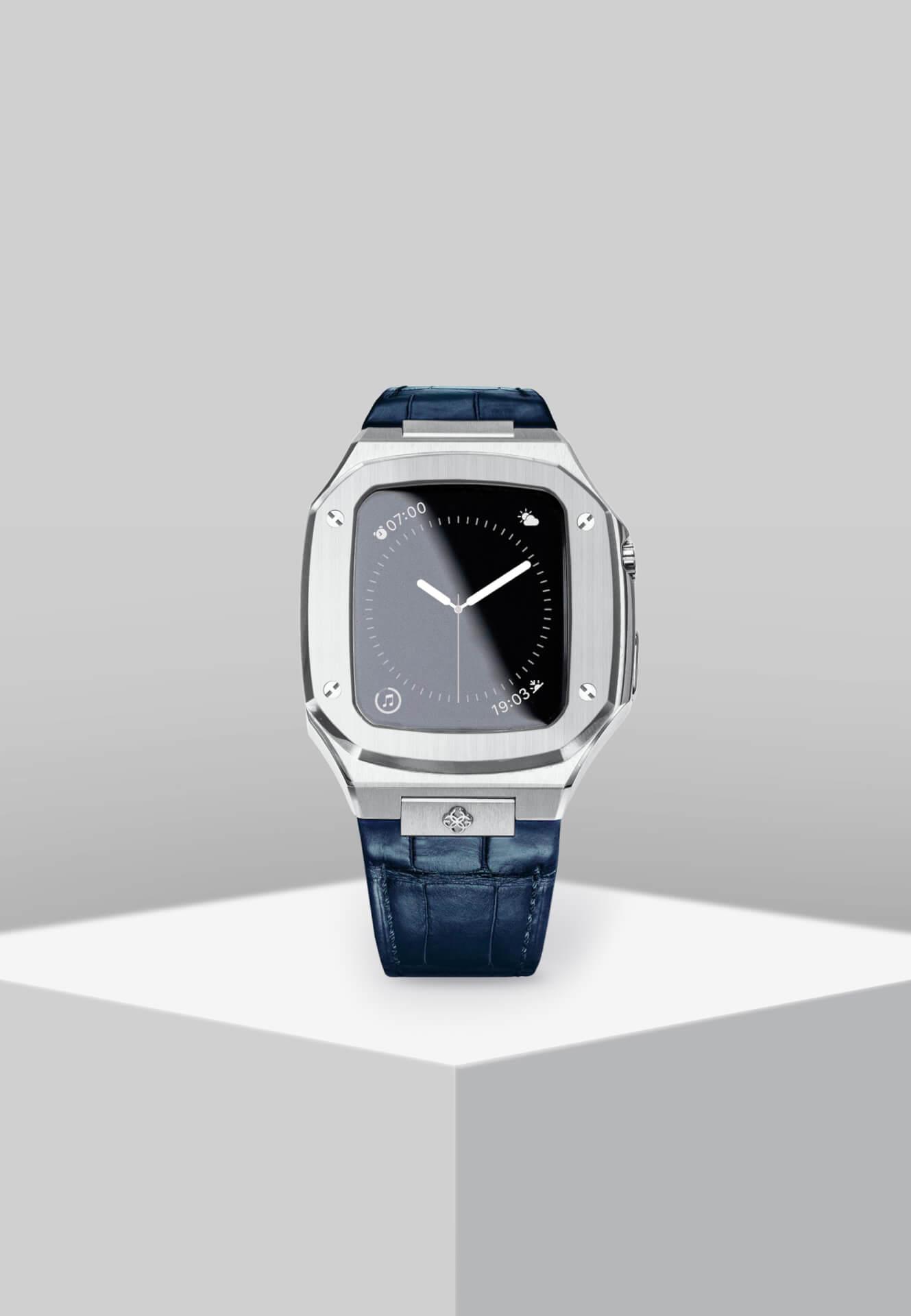 高級感漂うGOLDEN CONCEPTのApple Watchケースに待望の40mm用新コレクションが登場!ホワイト、イエローなどの新カラーがラインナップ tech201124_applewatch_case_3