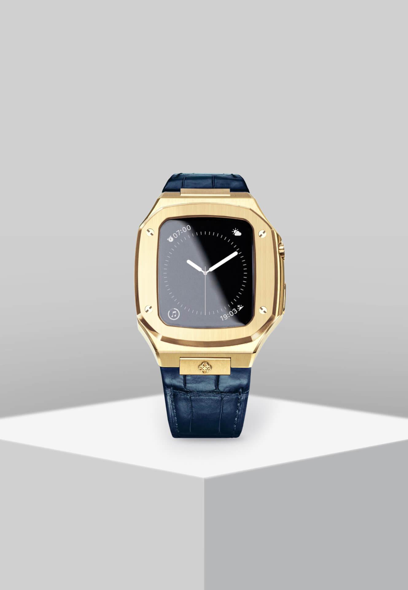 高級感漂うGOLDEN CONCEPTのApple Watchケースに待望の40mm用新コレクションが登場!ホワイト、イエローなどの新カラーがラインナップ tech201124_applewatch_case_4