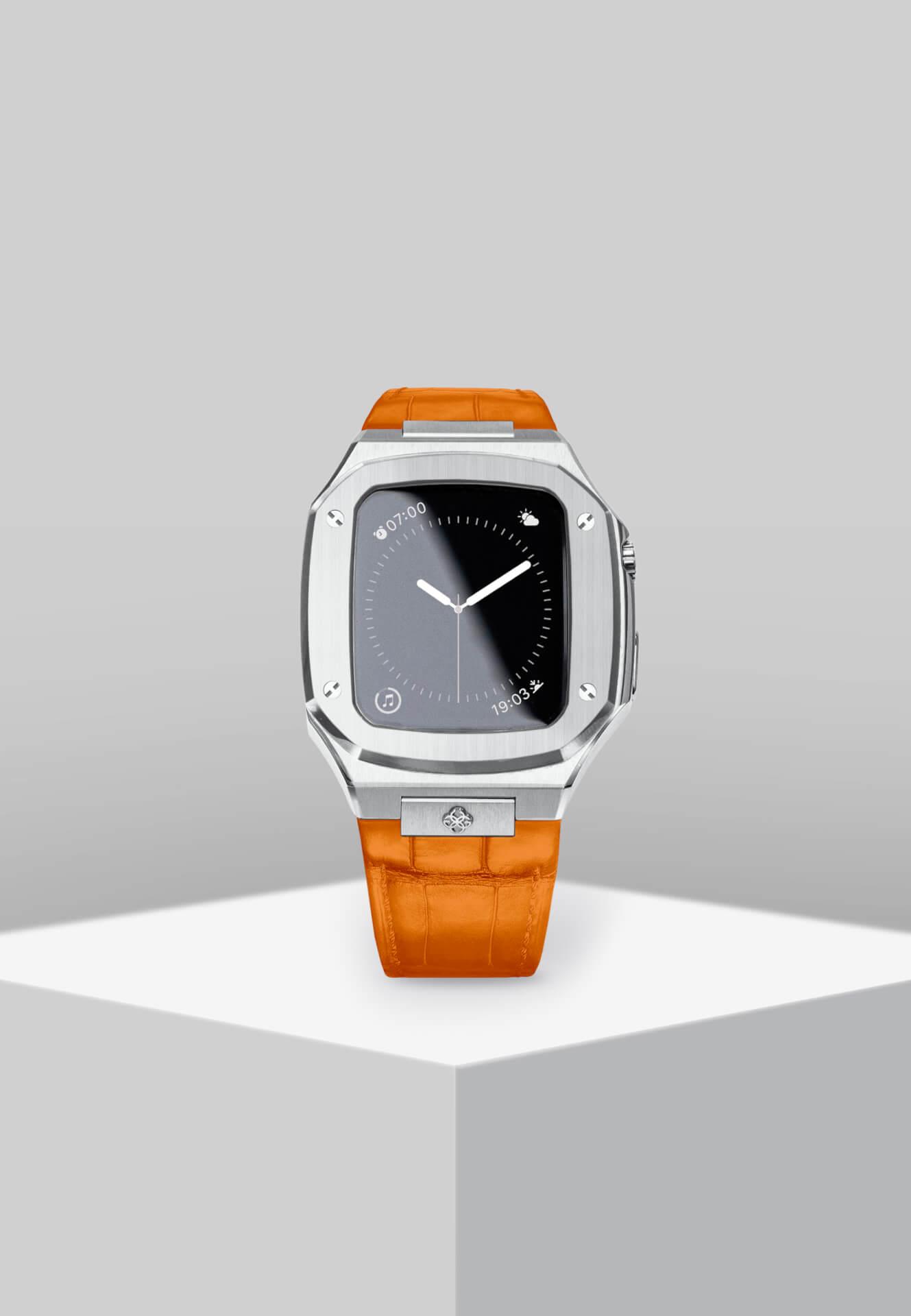 高級感漂うGOLDEN CONCEPTのApple Watchケースに待望の40mm用新コレクションが登場!ホワイト、イエローなどの新カラーがラインナップ tech201124_applewatch_case_5