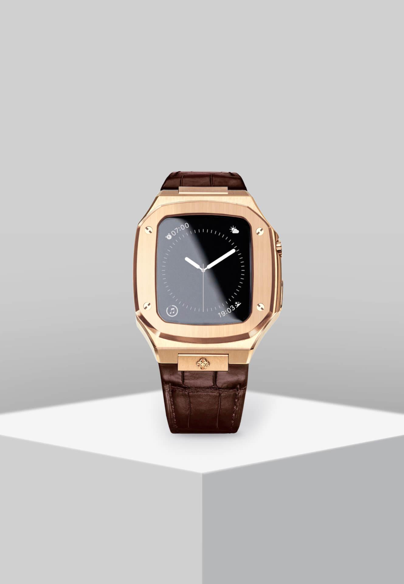 高級感漂うGOLDEN CONCEPTのApple Watchケースに待望の40mm用新コレクションが登場!ホワイト、イエローなどの新カラーがラインナップ tech201124_applewatch_case_8