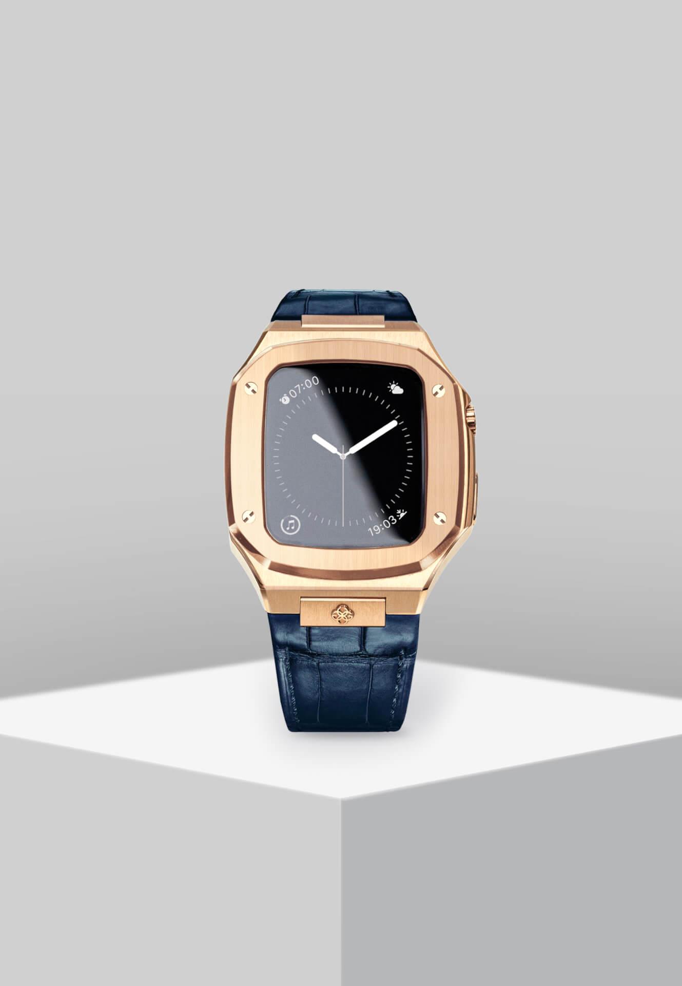 高級感漂うGOLDEN CONCEPTのApple Watchケースに待望の40mm用新コレクションが登場!ホワイト、イエローなどの新カラーがラインナップ tech201124_applewatch_case_10