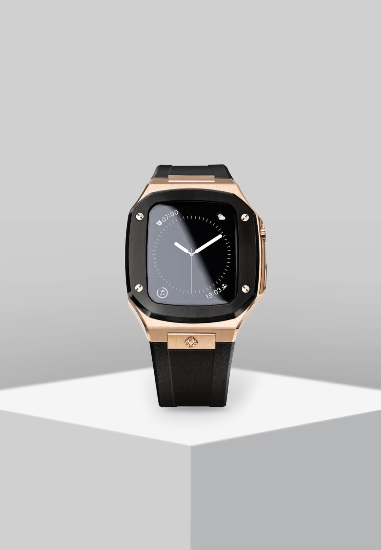 高級感漂うGOLDEN CONCEPTのApple Watchケースに待望の40mm用新コレクションが登場!ホワイト、イエローなどの新カラーがラインナップ tech201124_applewatch_case_14