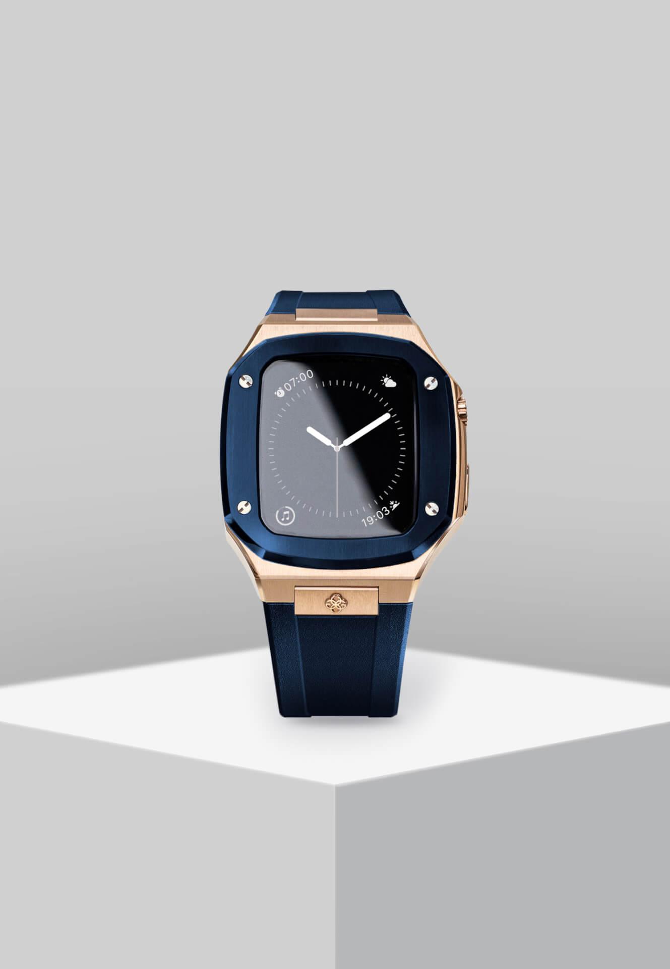 高級感漂うGOLDEN CONCEPTのApple Watchケースに待望の40mm用新コレクションが登場!ホワイト、イエローなどの新カラーがラインナップ tech201124_applewatch_case_16