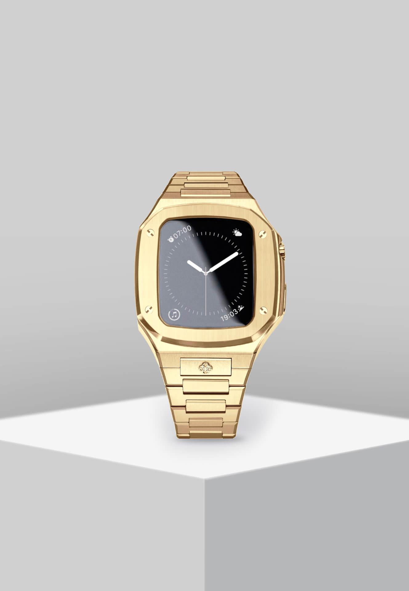 高級感漂うGOLDEN CONCEPTのApple Watchケースに待望の40mm用新コレクションが登場!ホワイト、イエローなどの新カラーがラインナップ tech201124_applewatch_case_17
