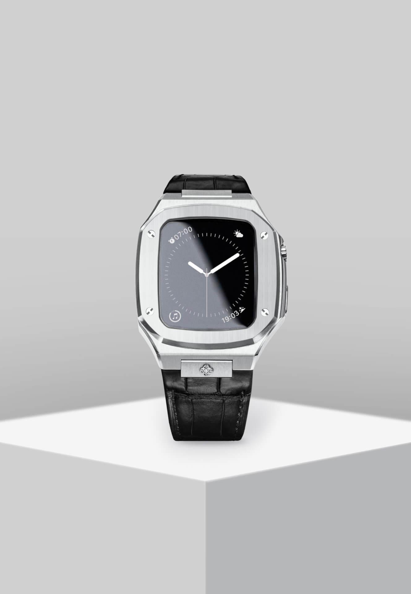高級感漂うGOLDEN CONCEPTのApple Watchケースに待望の40mm用新コレクションが登場!ホワイト、イエローなどの新カラーがラインナップ tech201124_applewatch_case_20