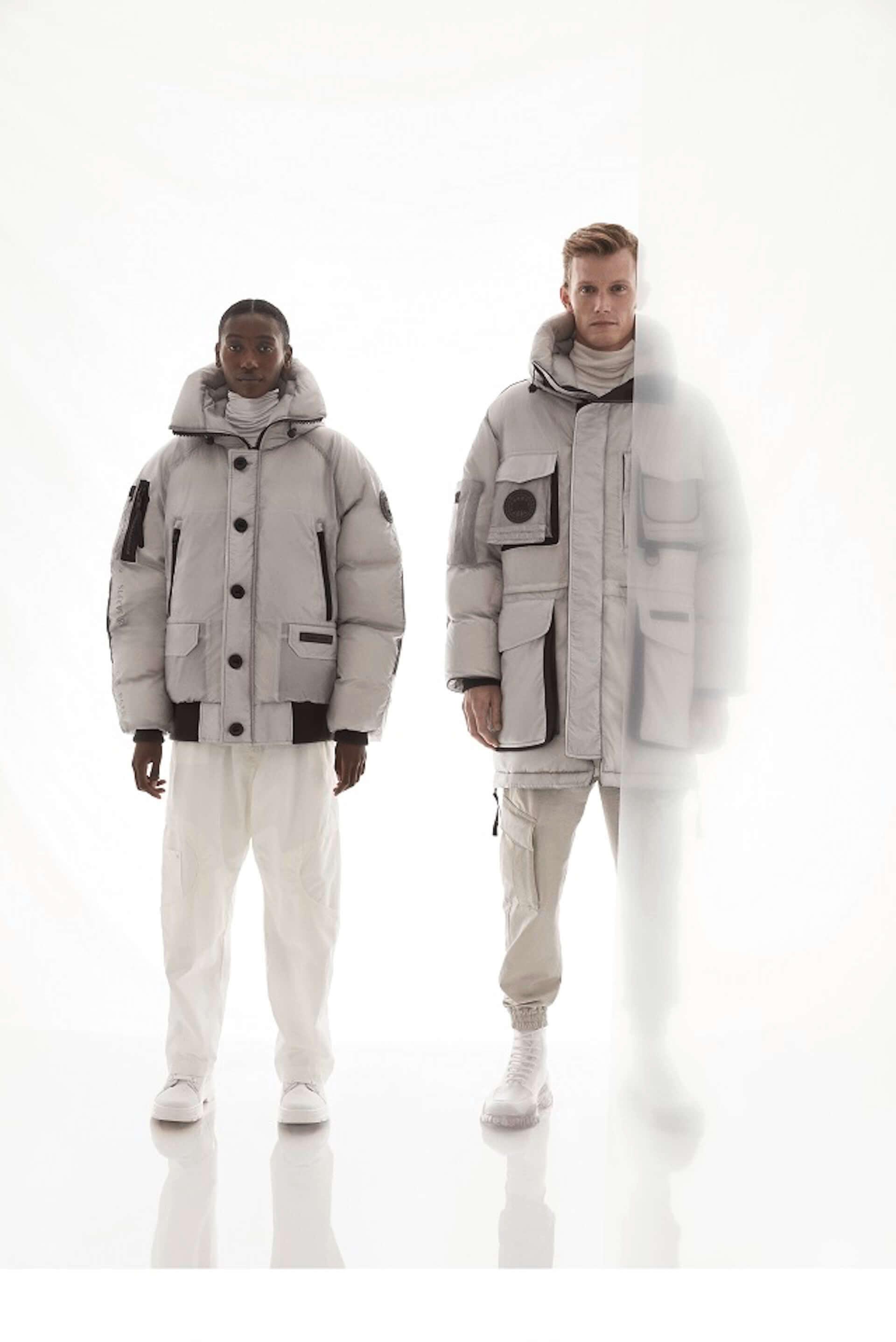 カナダグースの新コレクション「THE ICONS X-RAY COLLECTION」が発売決定!冬の寒さから身を守るジャケット、ベストなどが登場 lf201124_canadagoose_1-1920x2877
