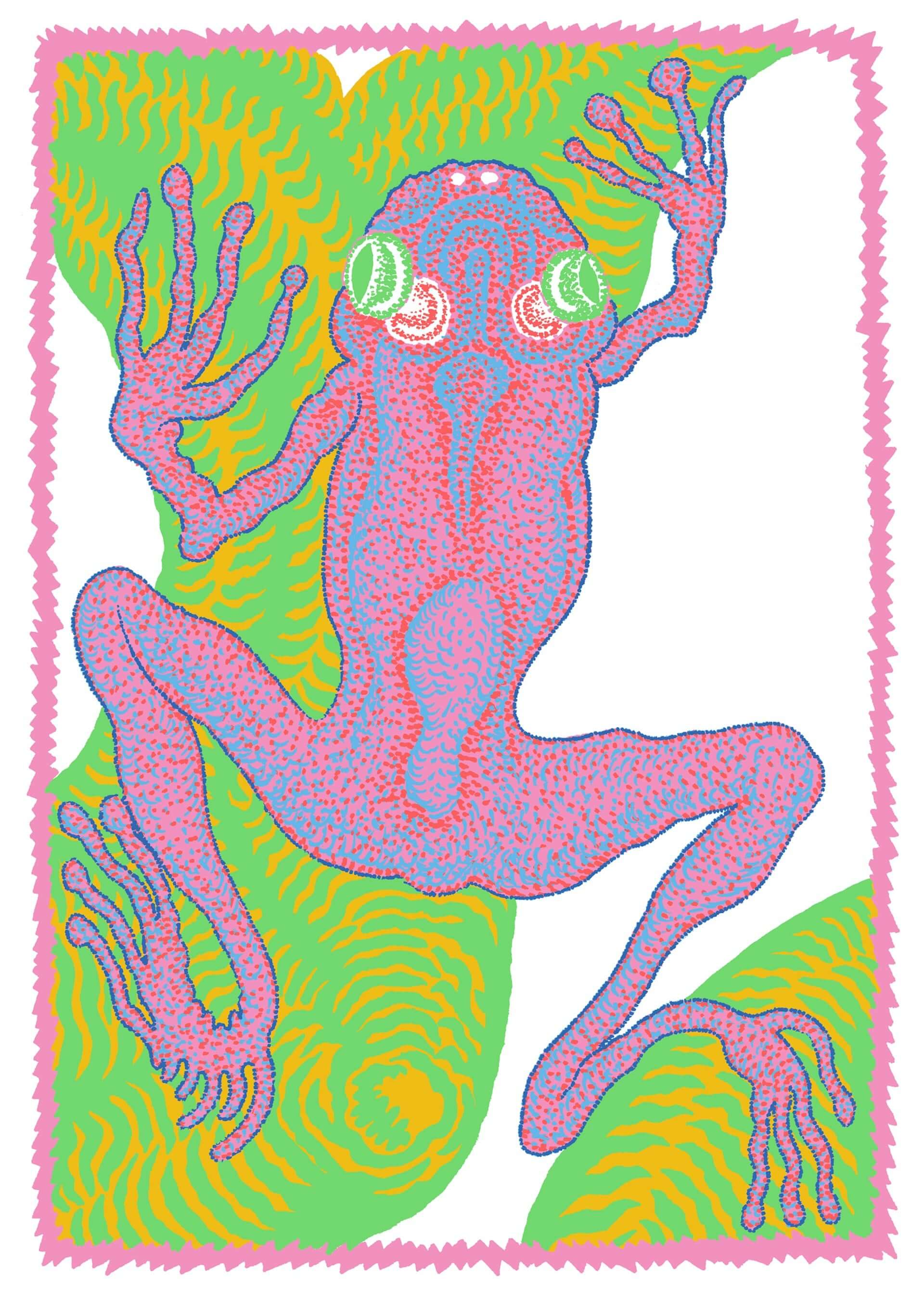 TETSUNORI TAWARAYAのアート展が「RVCA STORE SHIBUYA Gallery」にて開催決定!アーカイブ作品など期間限定で展示 art201125_tetsunori-tawaraya_11-1920x2692