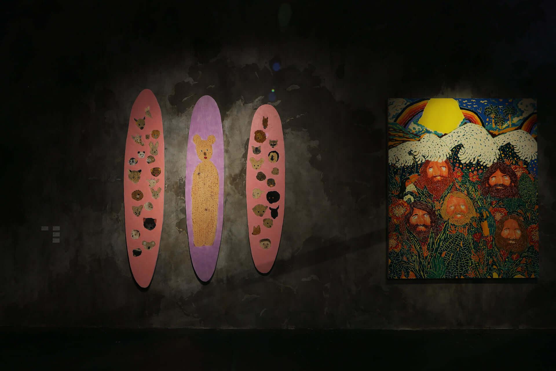 NANZUKAがキュレーションするグループ展<JP POP UNDERGROUND>が心斎橋PARCOにて開催中!田名網敬一、山口はるみ、YOSHIROTTENらが参加 art201125_nanzuka-jpu_3-1920x1280