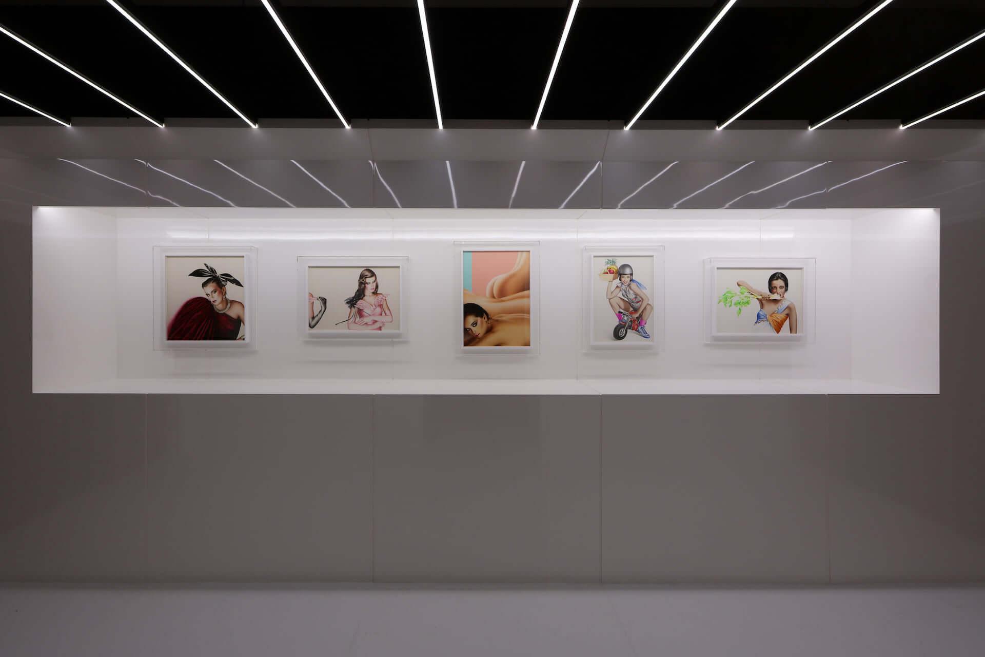 NANZUKAがキュレーションするグループ展<JP POP UNDERGROUND>が心斎橋PARCOにて開催中!田名網敬一、山口はるみ、YOSHIROTTENらが参加 art201125_nanzuka-jpu_6-1920x1280