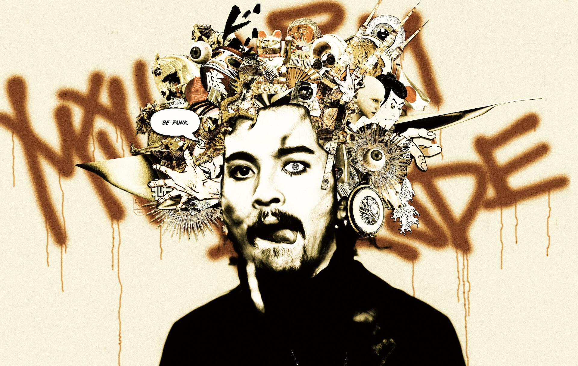King Gnu常田大希のソロプロジェクト・millennium paradeの1stアルバムがリリース決定!3Dライブの開催も発表 music201125_millenniumparade_3