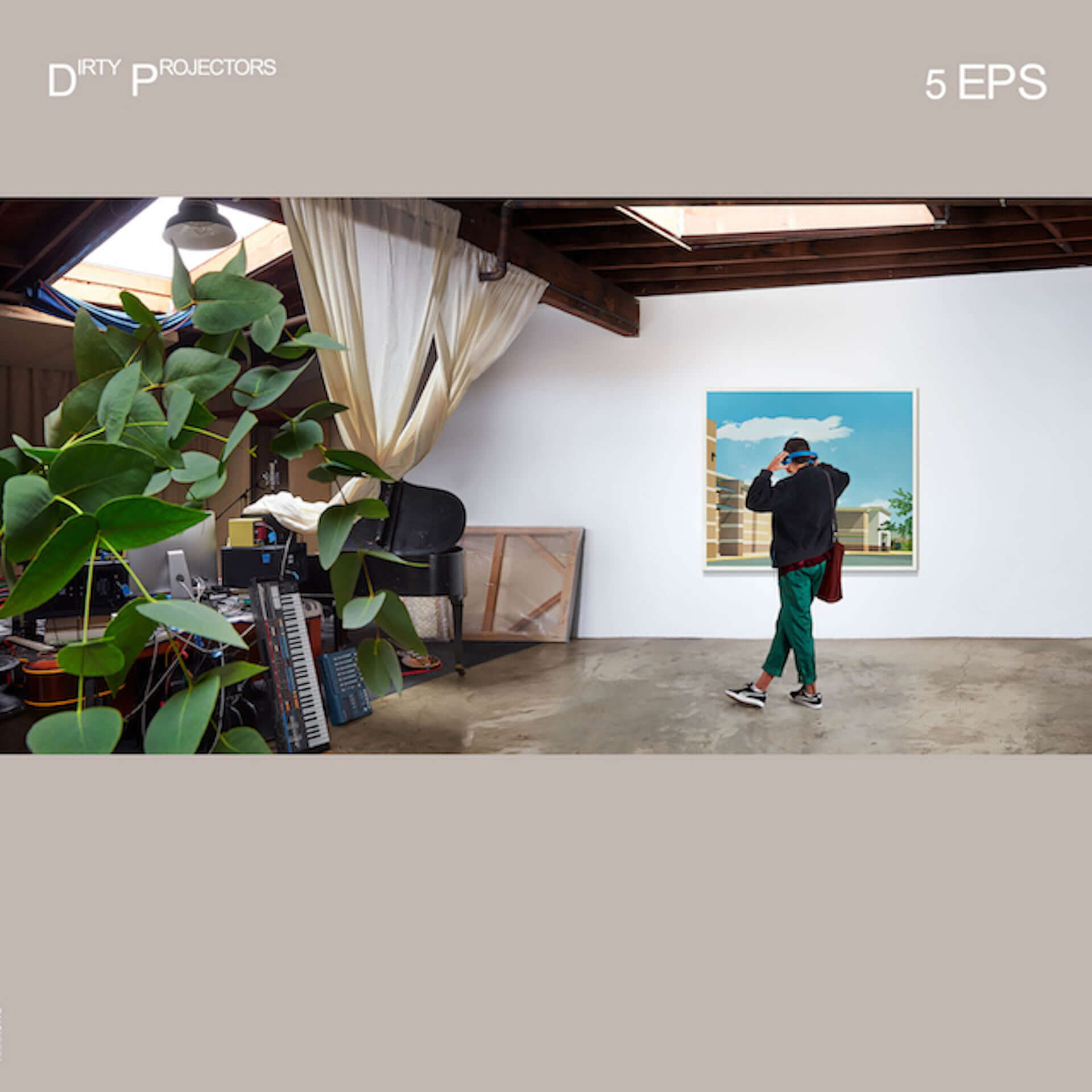 "Dirty ProjectorsのEP5作が収録された最新アルバム『5EPs』がリリース!収録曲""My Possession""のMVも公開 music201125_dirty-projectors_3-1920x1920"