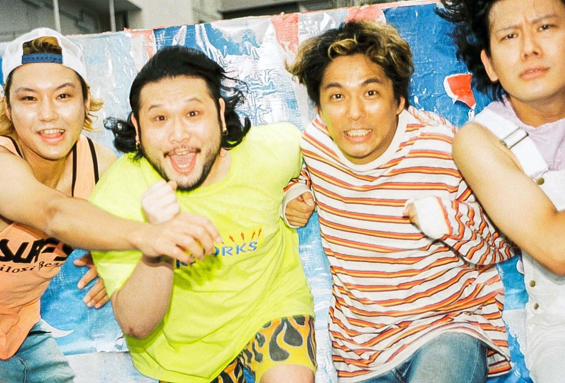 """ツアーを控えるTENDOUJIが新曲""""SURFPUNK""""のMVを公開!ボーカル・モリタナオヒコのコメントも到着 music201126_tendouji_4-1920x1303"""