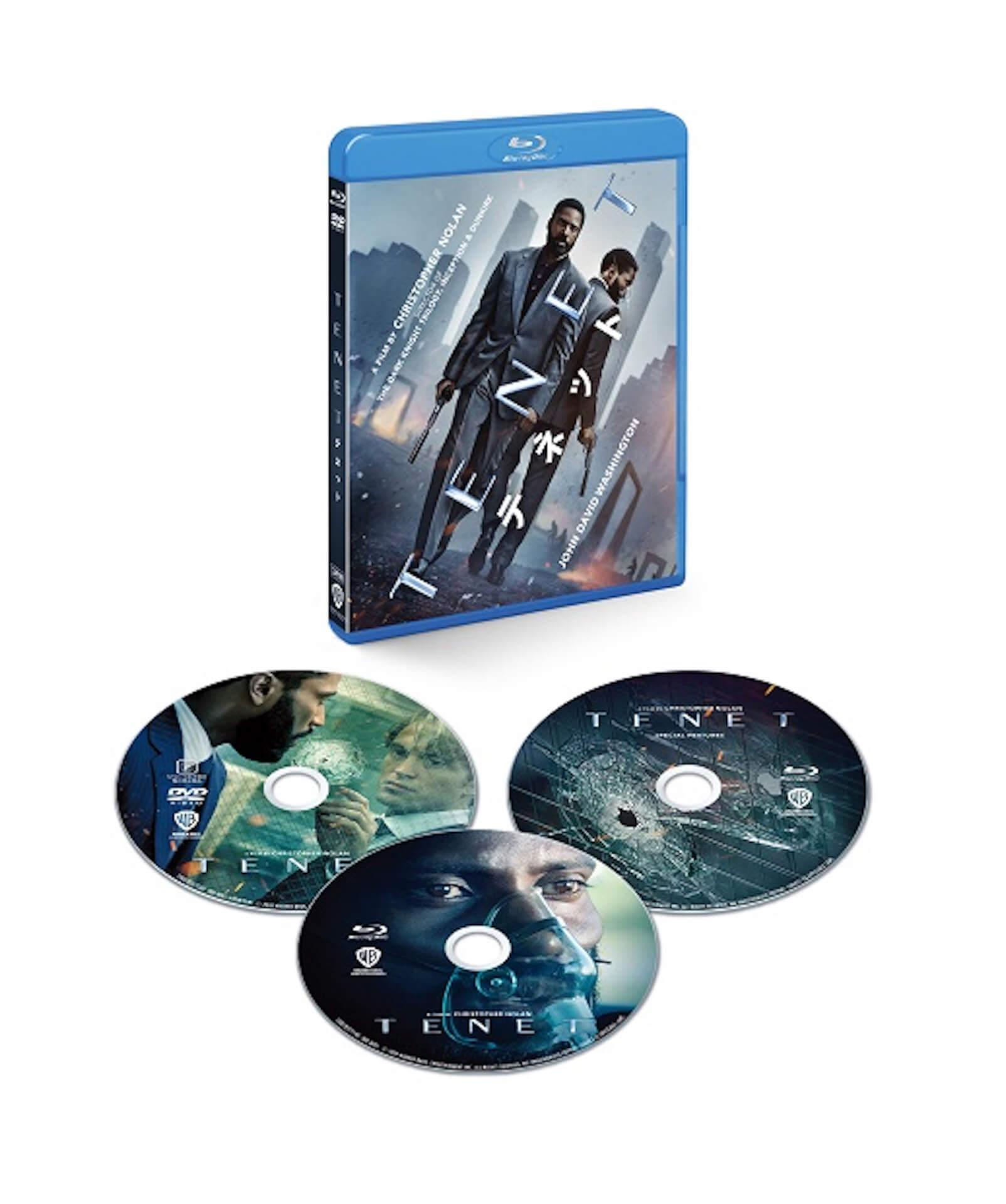大ヒットを記録したクリストファー・ノーラン監督作『TENET テネット』が早くも12月よりダウンロード販売開始!来年1月Blu-ray&DVD発売 film201127_tenet_5