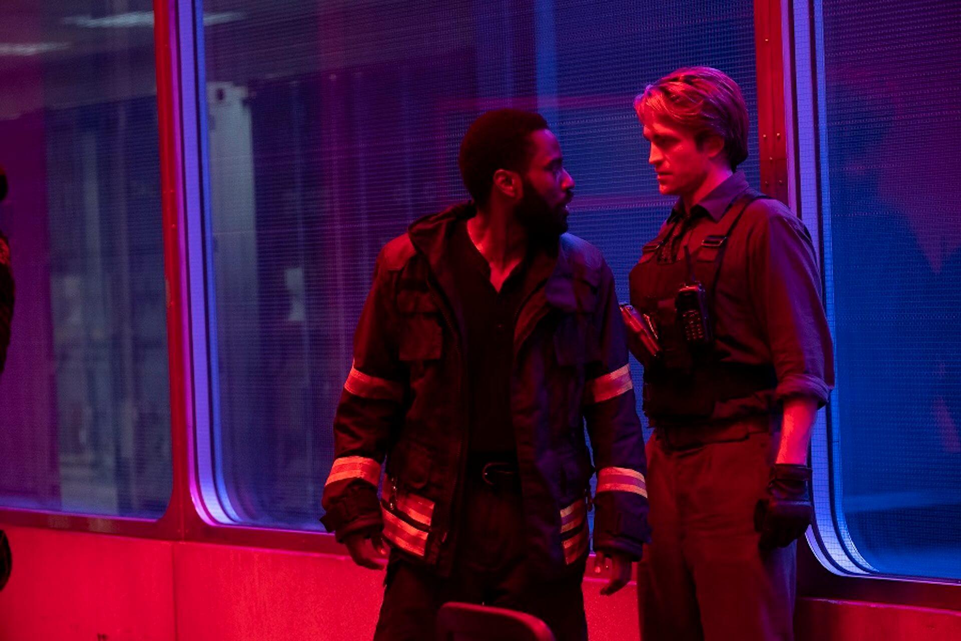 大ヒットを記録したクリストファー・ノーラン監督作『TENET テネット』が早くも12月よりダウンロード販売開始!来年1月Blu-ray&DVD発売 film201127_tenet_3