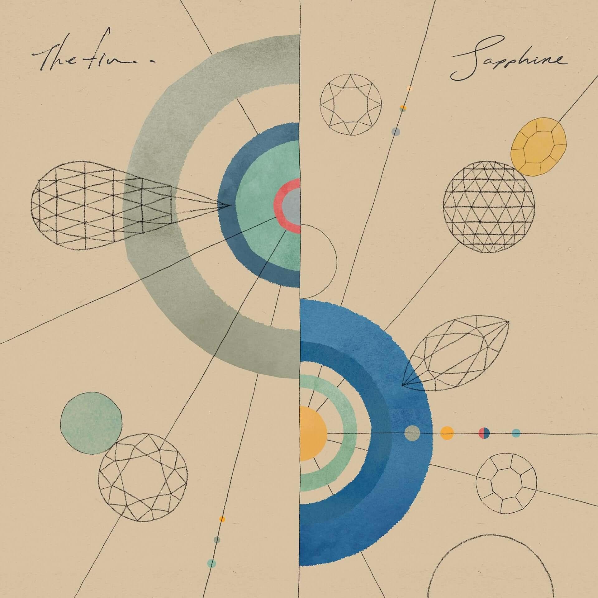 "The fin.の新曲""Sapphire""が本日リリース&リリックビデオも公開!オンラインライブ<#thefin_05>にはFunny Facturesが出演決定 music201127_thefin_3-1920x1920"