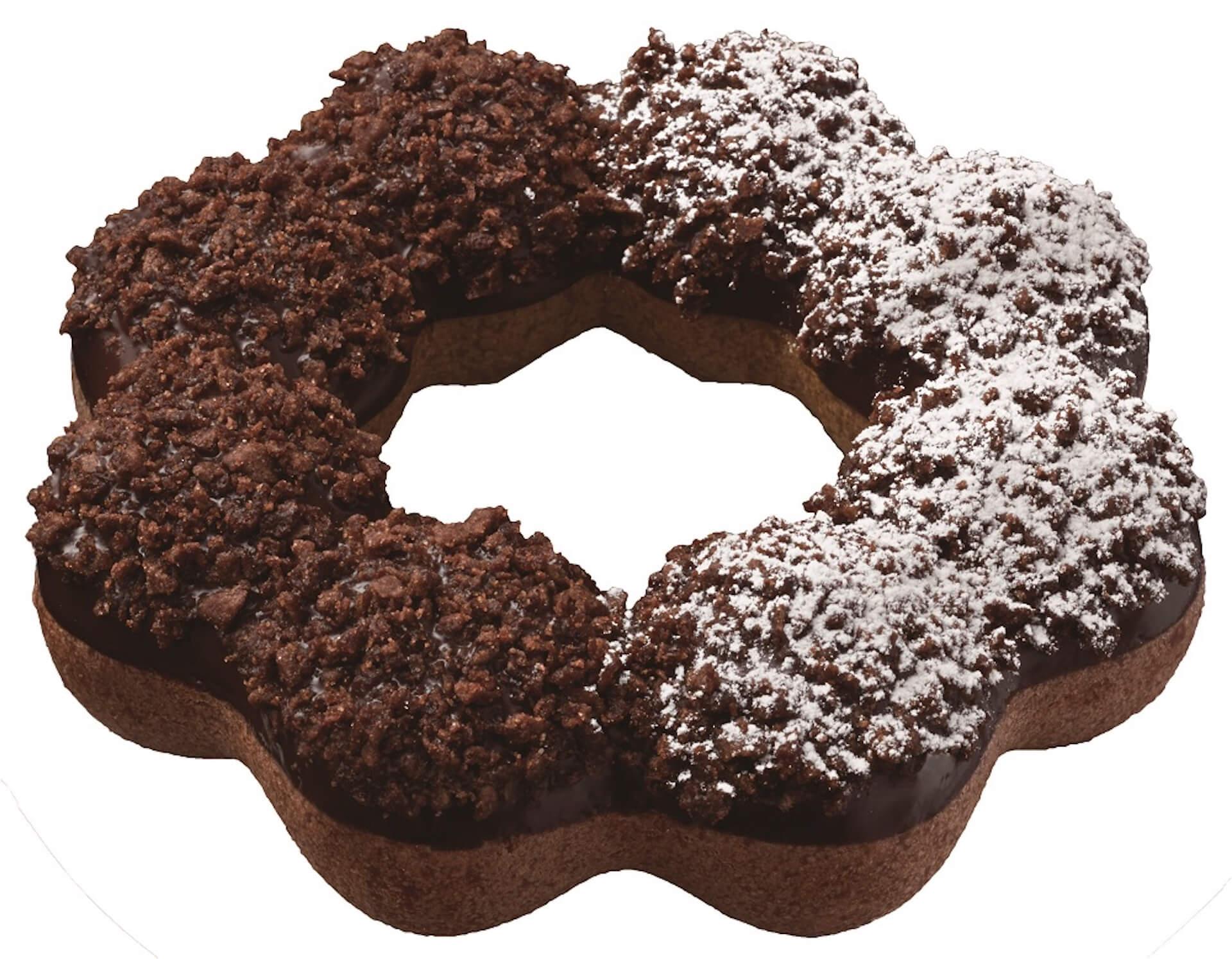 ミスタードーナツからもちもち食感の『ポン・デ・ショコラ』シリーズが今年も期間限定で登場!今年は5種類 gourmet20201028_misterdonut_4