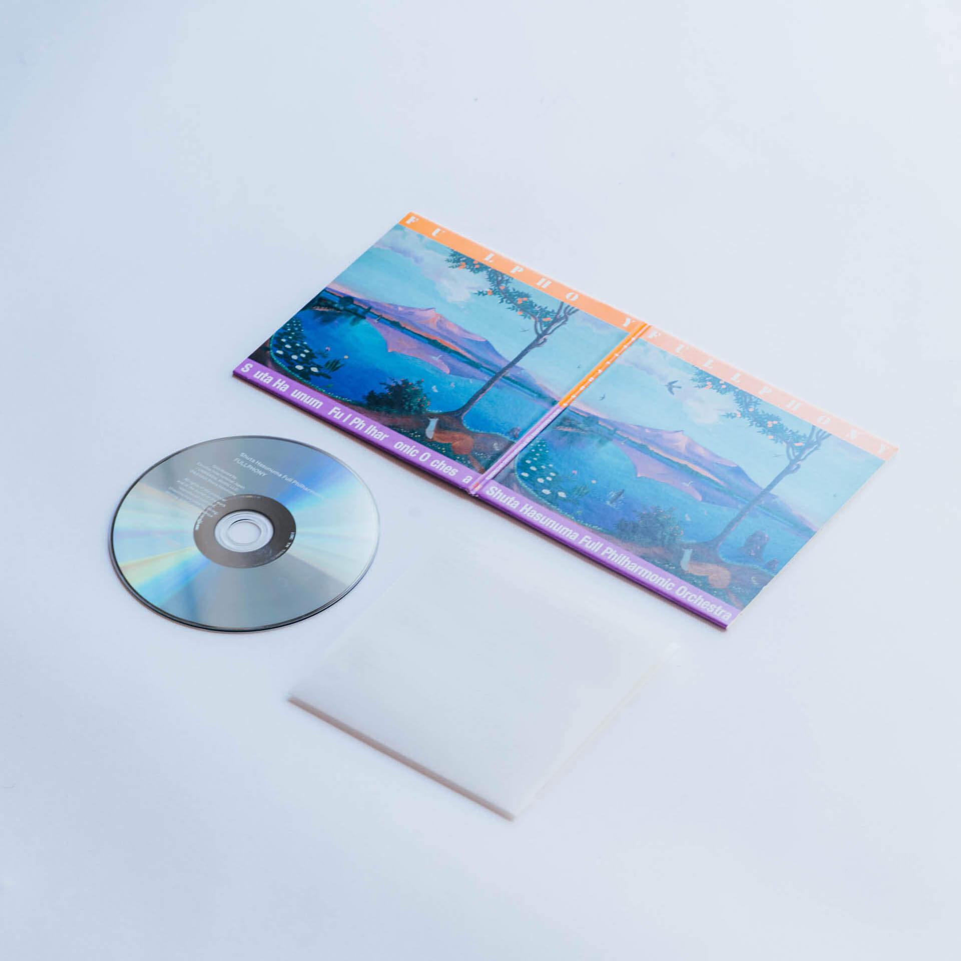 蓮沼執太フルフィルによる最新アルバム『フルフォニー』のCD&レコードが本日発売!発売記念ポップアップイベントも開催決定 music20201028_hasunumaphil_4