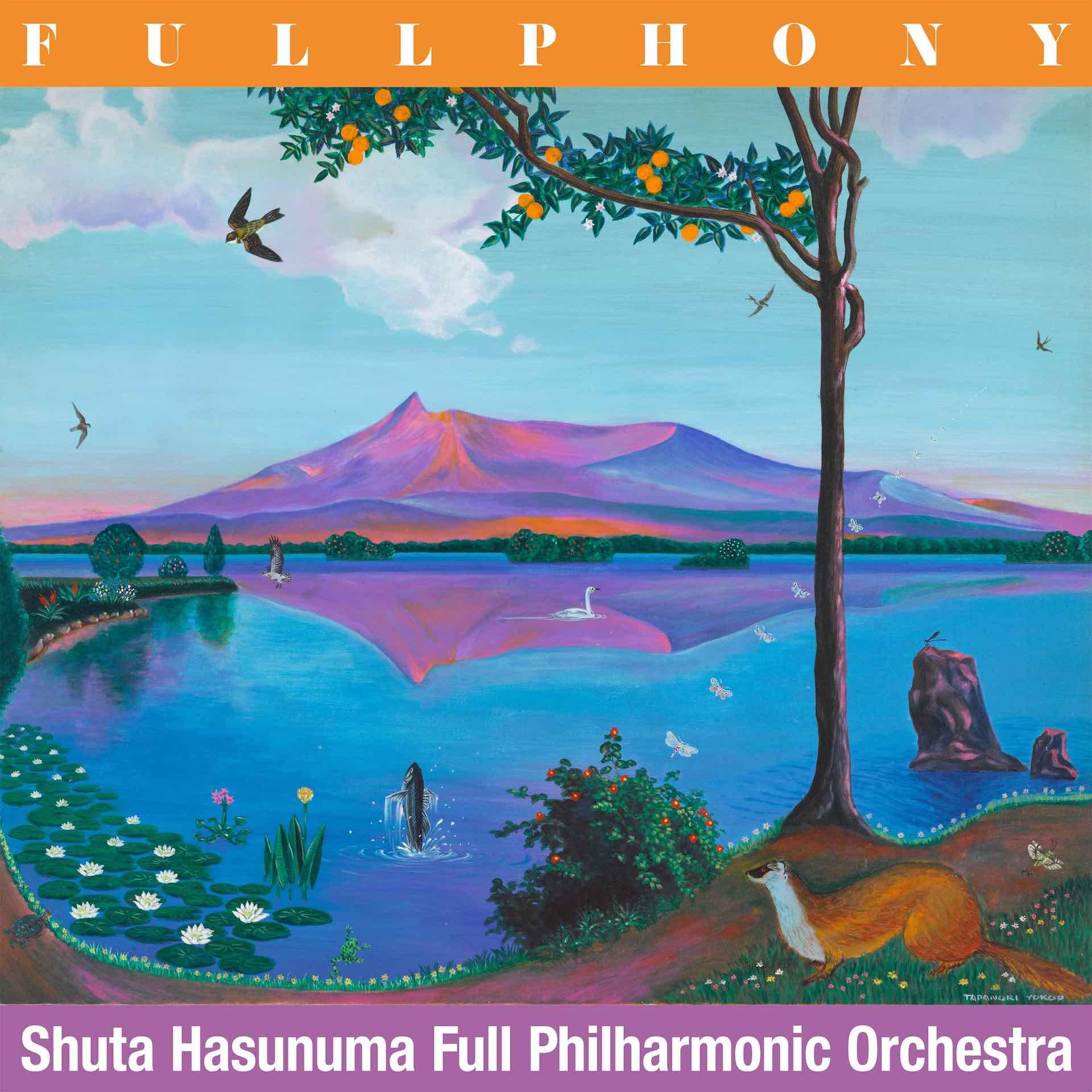 蓮沼執太フルフィルによる最新アルバム『フルフォニー』のCD&レコードが本日発売!発売記念ポップアップイベントも開催決定 music20201028_hasunumaphil_5
