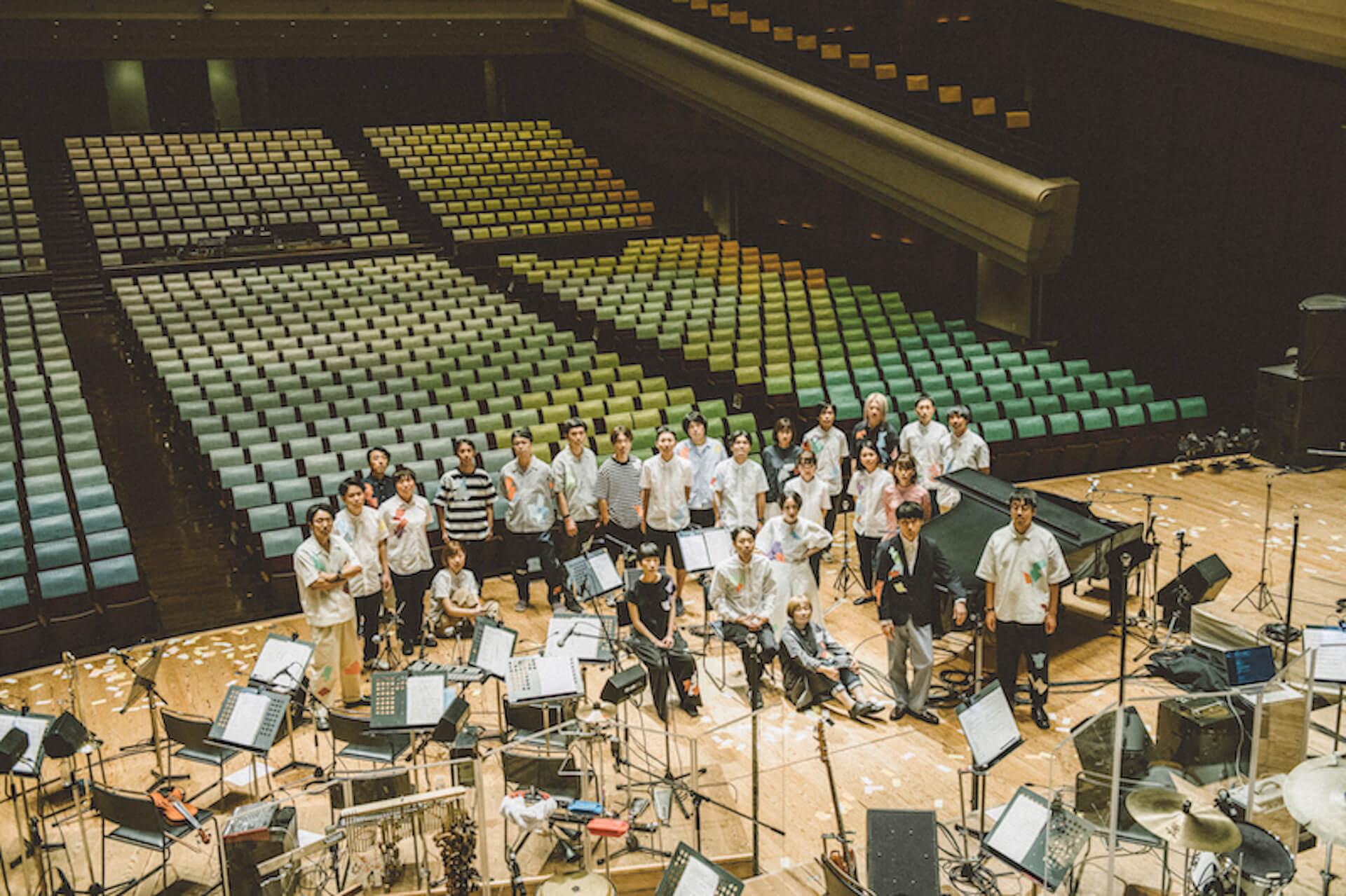 蓮沼執太フルフィルによる最新アルバム『フルフォニー』のCD&レコードが本日発売!発売記念ポップアップイベントも開催決定 music20201028_hasunumaphil_6