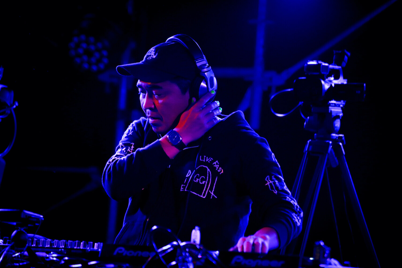 Photo Report SHIBUYA PARCO 1st Anniversary 〜石野卓球/Mars89〜 music201201_parcoistanniv_8_v2
