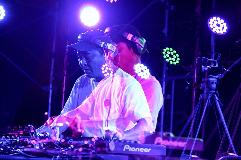 Photo Report SHIBUYA PARCO 1st Anniversary 〜石野卓球/Mars89〜 music201201_parcoistanniv_14_v2