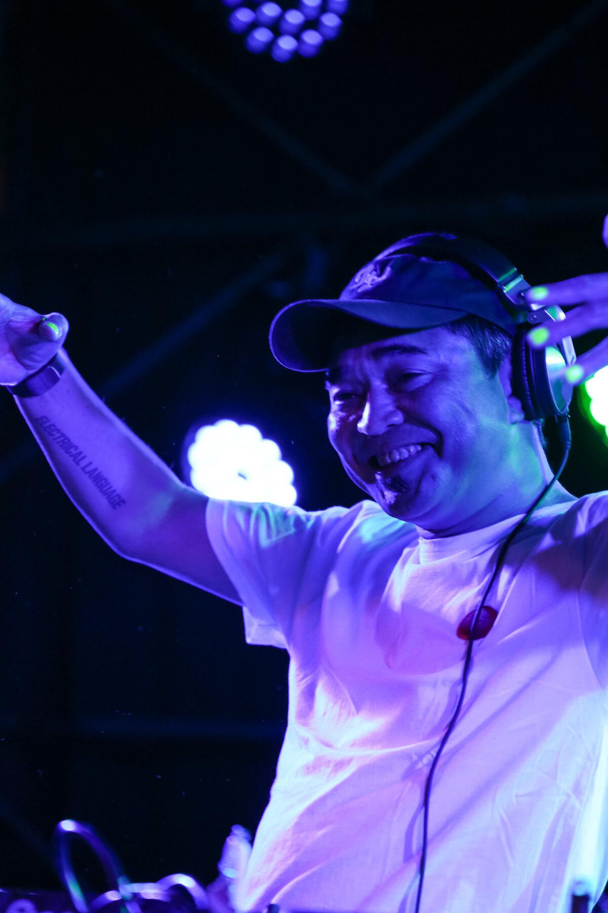 Photo Report SHIBUYA PARCO 1st Anniversary 〜石野卓球/Mars89〜 music201201_parcoistanniv_15_v2