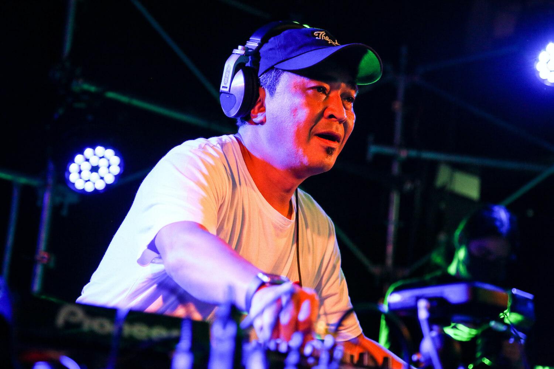 Photo Report SHIBUYA PARCO 1st Anniversary 〜石野卓球/Mars89〜 music201201_parcoistanniv_19_v2