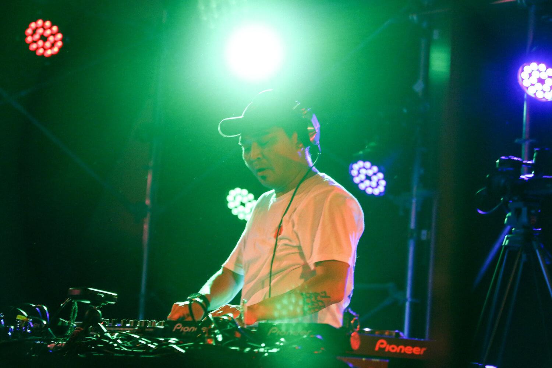 Photo Report SHIBUYA PARCO 1st Anniversary 〜石野卓球/Mars89〜 music201201_parcoistanniv_23_v2
