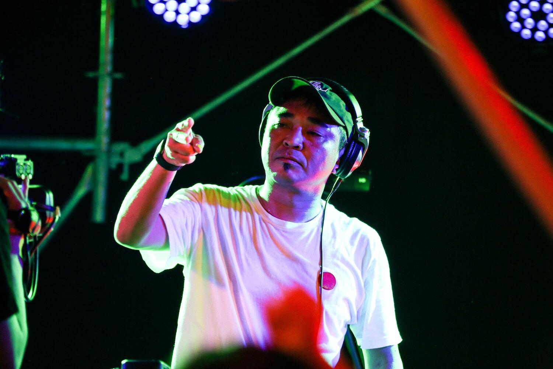 Photo Report SHIBUYA PARCO 1st Anniversary 〜石野卓球/Mars89〜 music201201_parcoistanniv_24_v2