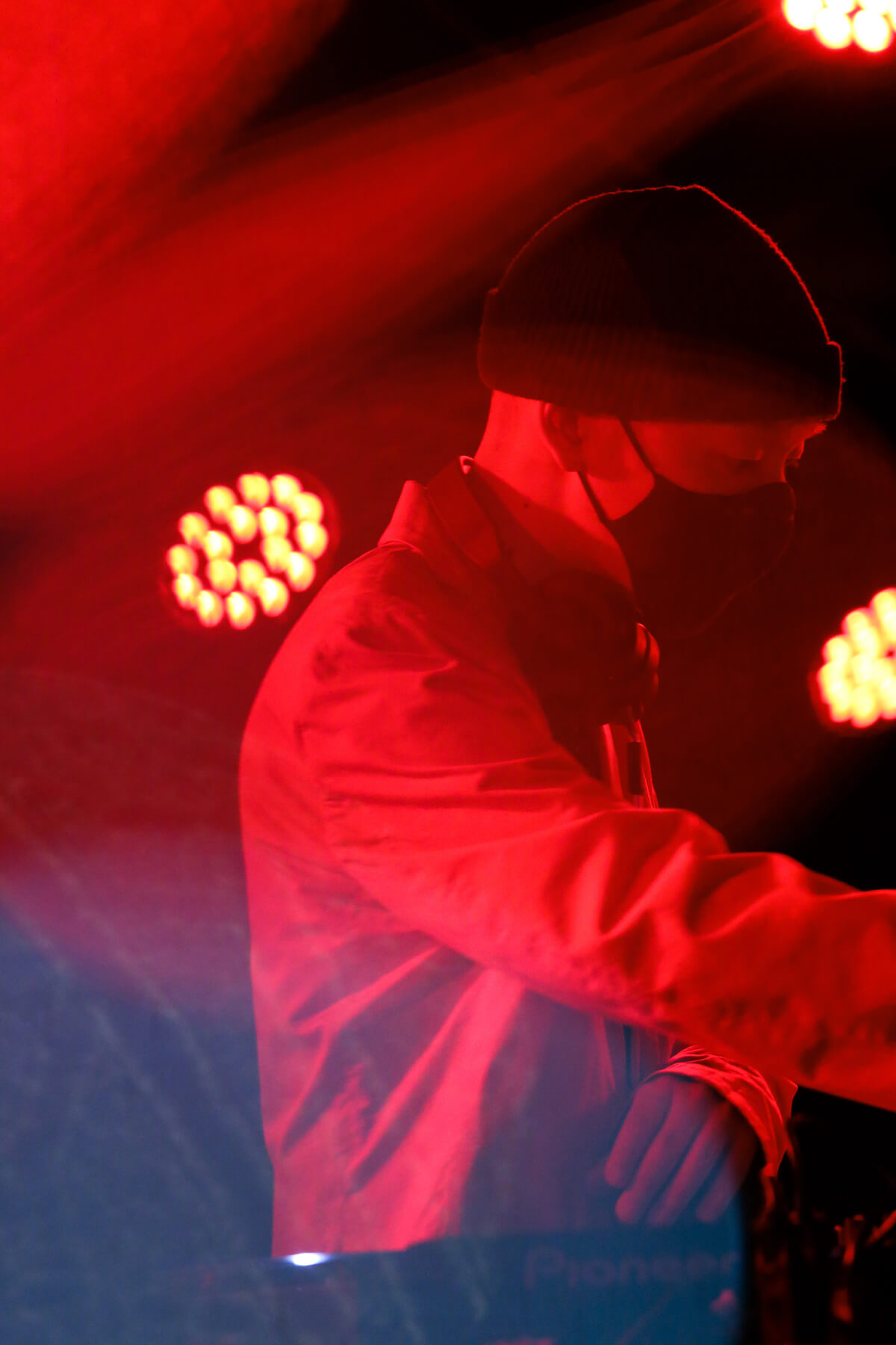 Photo Report SHIBUYA PARCO 1st Anniversary 〜石野卓球/Mars89〜 music201201_parcoistanniv_1