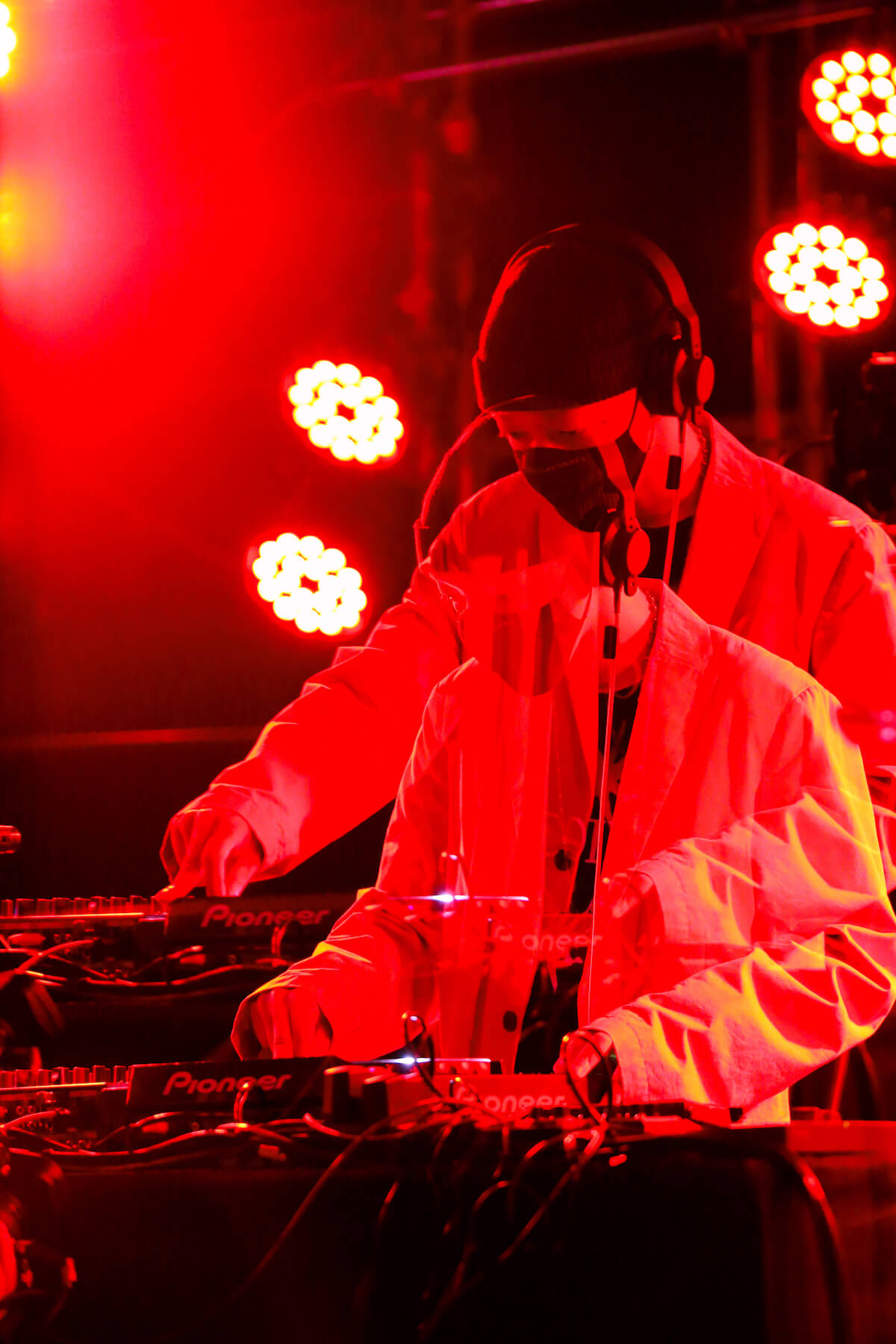 Photo Report SHIBUYA PARCO 1st Anniversary 〜石野卓球/Mars89〜 music201201_parcoistanniv_3