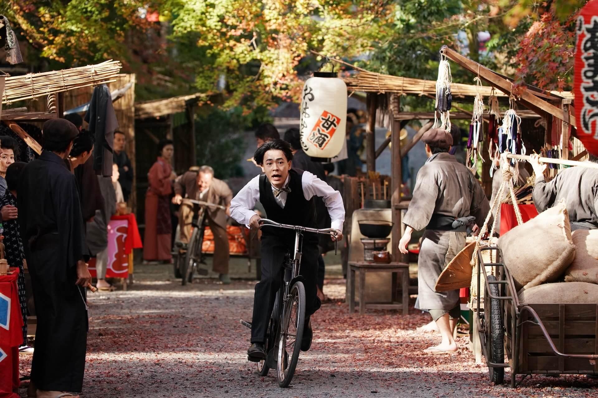 『となりのトトロ』が劇場に帰ってくる!<映画のまち調布 シネマフェスティバル2021>開催で人気作品が上映決定 film201201_chofu_eiga_6