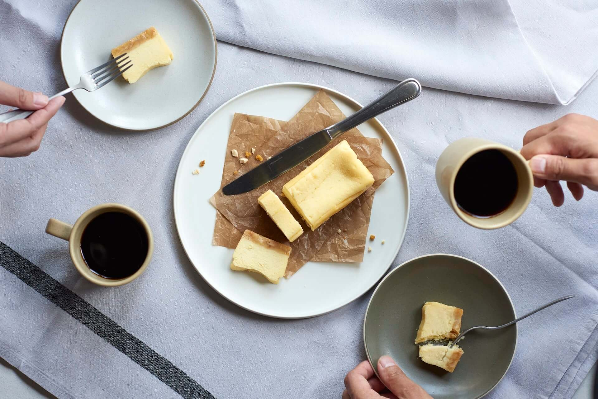 BAKEが濃厚なチーズテリーヌ主軸の新ブランド「THE CHEESE TERRINE by BAKE CHEESE TART」をローンチ!数量限定で予約受付開始 gourmet201201_bake-cheese-tart_1-1920x1281