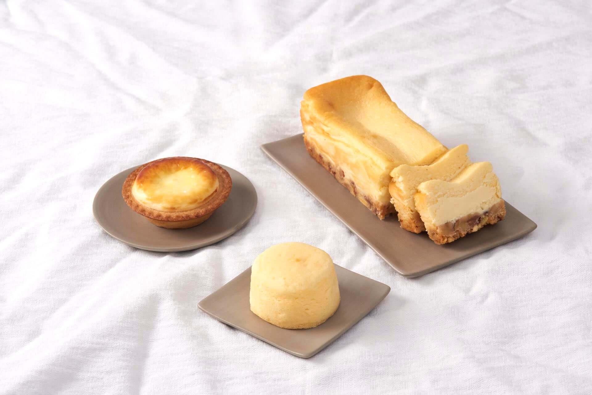 BAKEが濃厚なチーズテリーヌ主軸の新ブランド「THE CHEESE TERRINE by BAKE CHEESE TART」をローンチ!数量限定で予約受付開始 gourmet201201_bake-cheese-tart_3-1920x1281