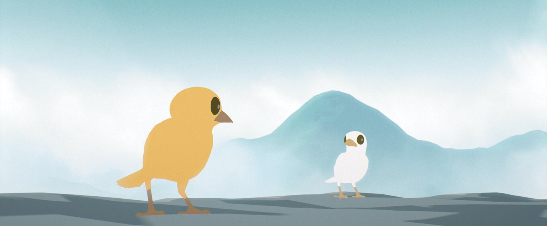 世界の映画祭で大絶賛のアニメーション映画『Away』の本編映像が到着!たった一人で製作・監督・編集・音楽を担当した長編大作 film201201_away_04