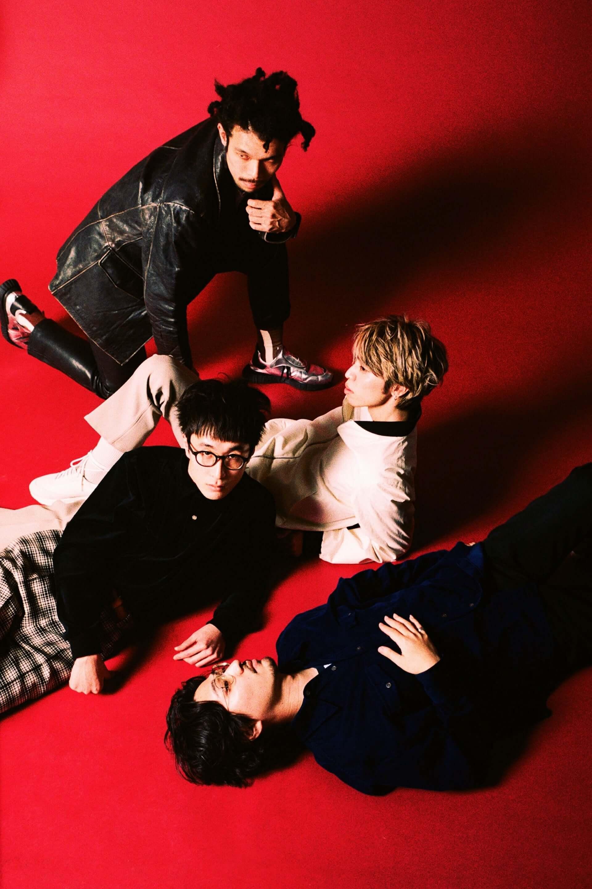 """PEARL CENTERの新曲""""Orion""""が本日リリース&MV公開!NHK-FM『ミュージックライン』の12&1月エンディングテーマにも起用 music201202_pearlcenter_1-1920x2881"""