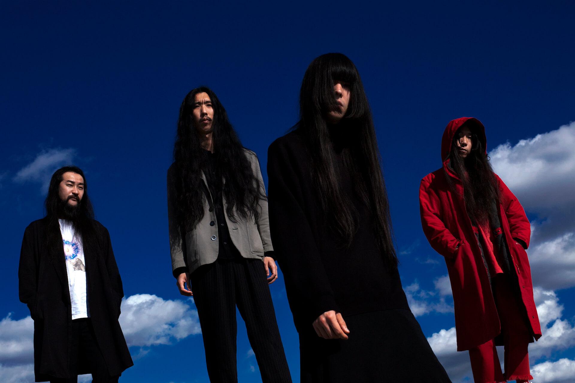 BO NINGENの4thアルバム『Sudden Fictions』がリリース決定!Primal ScreamのBobby Gillespieもゲスト参加 music201202_boningen_2