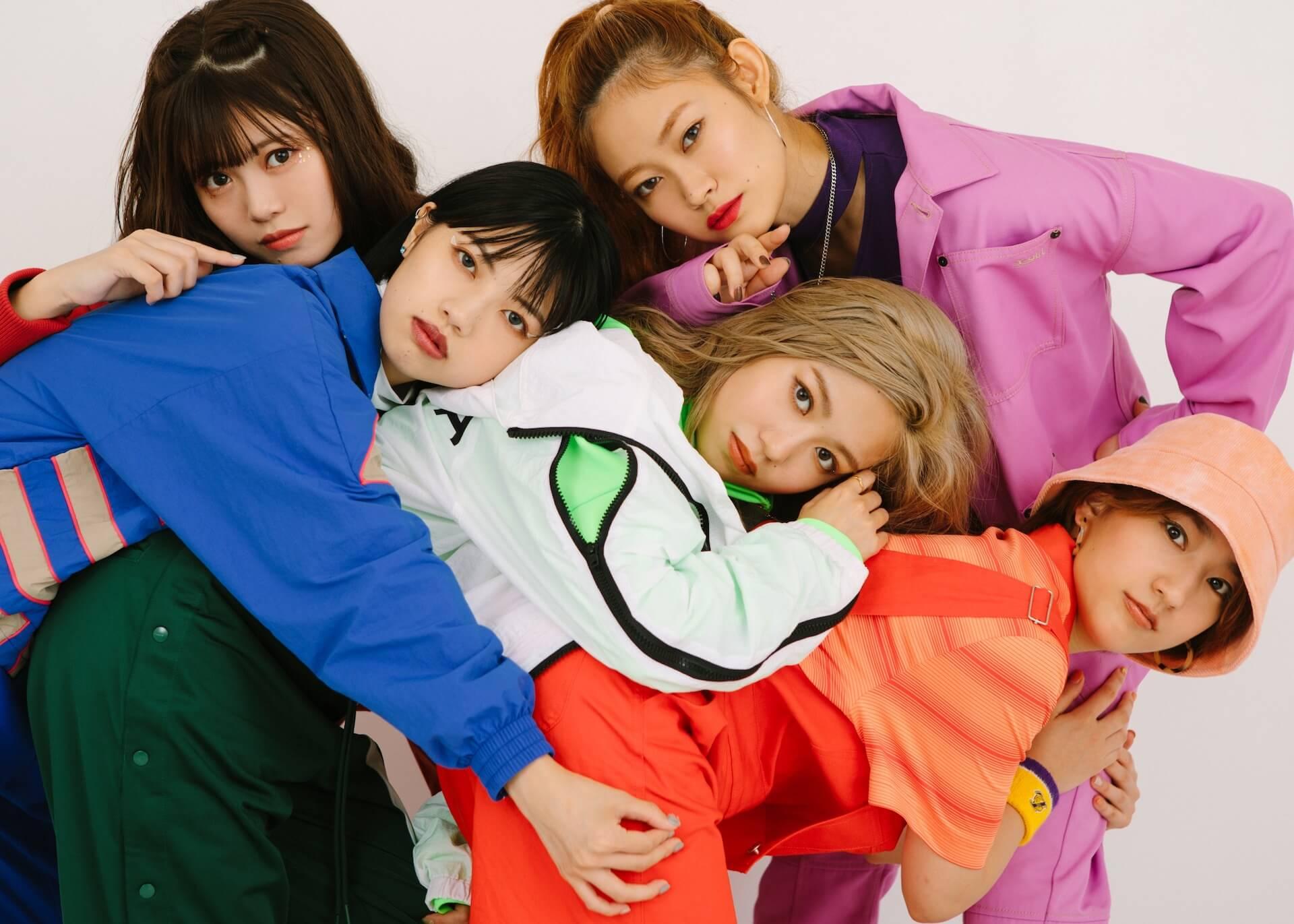 lyrical school、2021年1月リリースのアルバムよりvalknee作詞のシングル「FIVE SHOOTERS」のMVを公開 music201202-lyricalschool-1