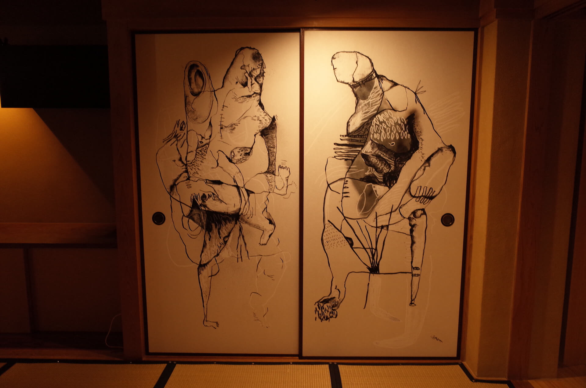 UC EASTの東京初個展「MOTHER」がANAGRAにて開催 オープニングパーティには¥ØU$UK€ ¥UK1MAT$U、Akie、Celterが出演 art-culture201202-uceast-anagra-4