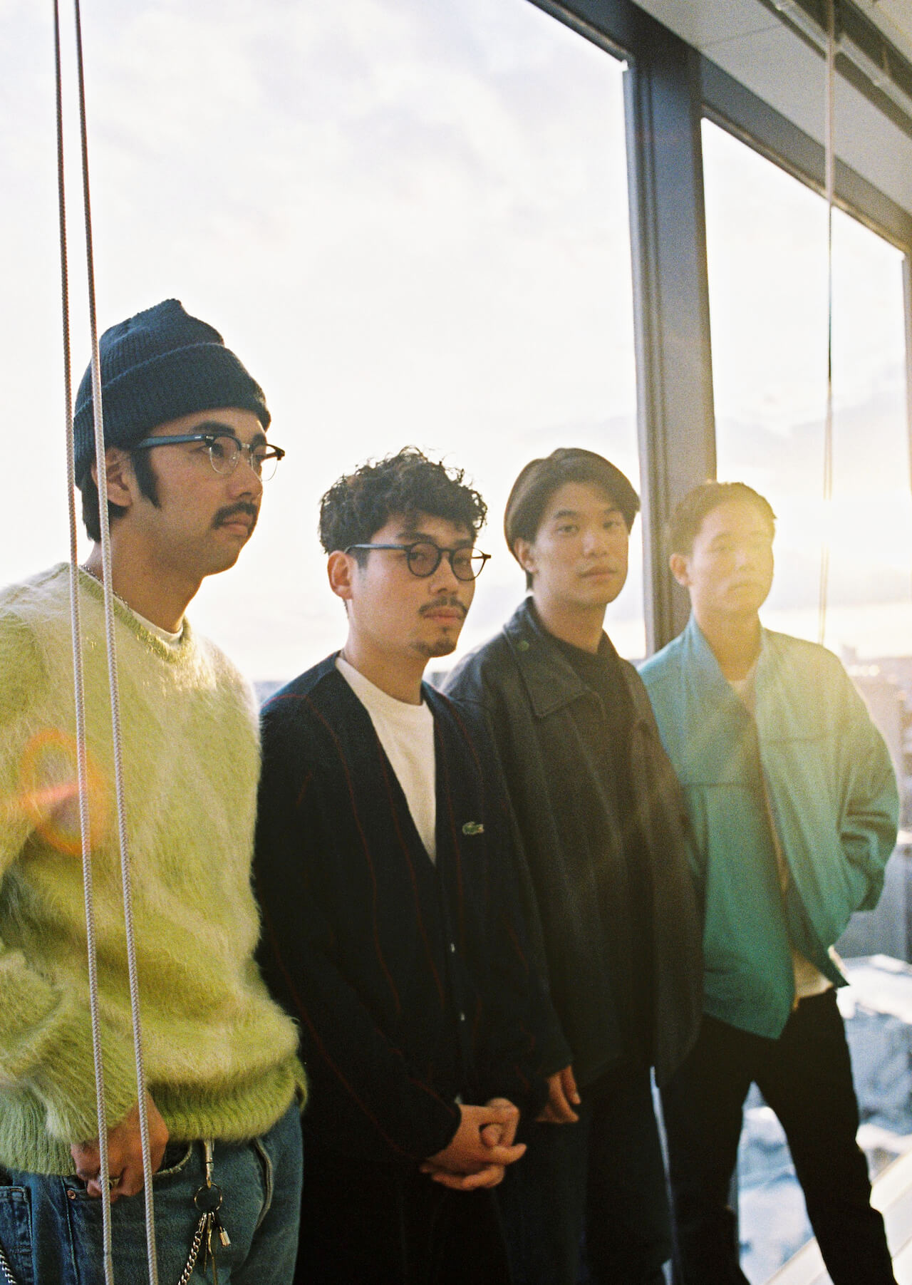 Yogee New Wavesが『to the MOON e.p.』に込めた想いと国境を超えた先にあるもの interview-yogee-41-1