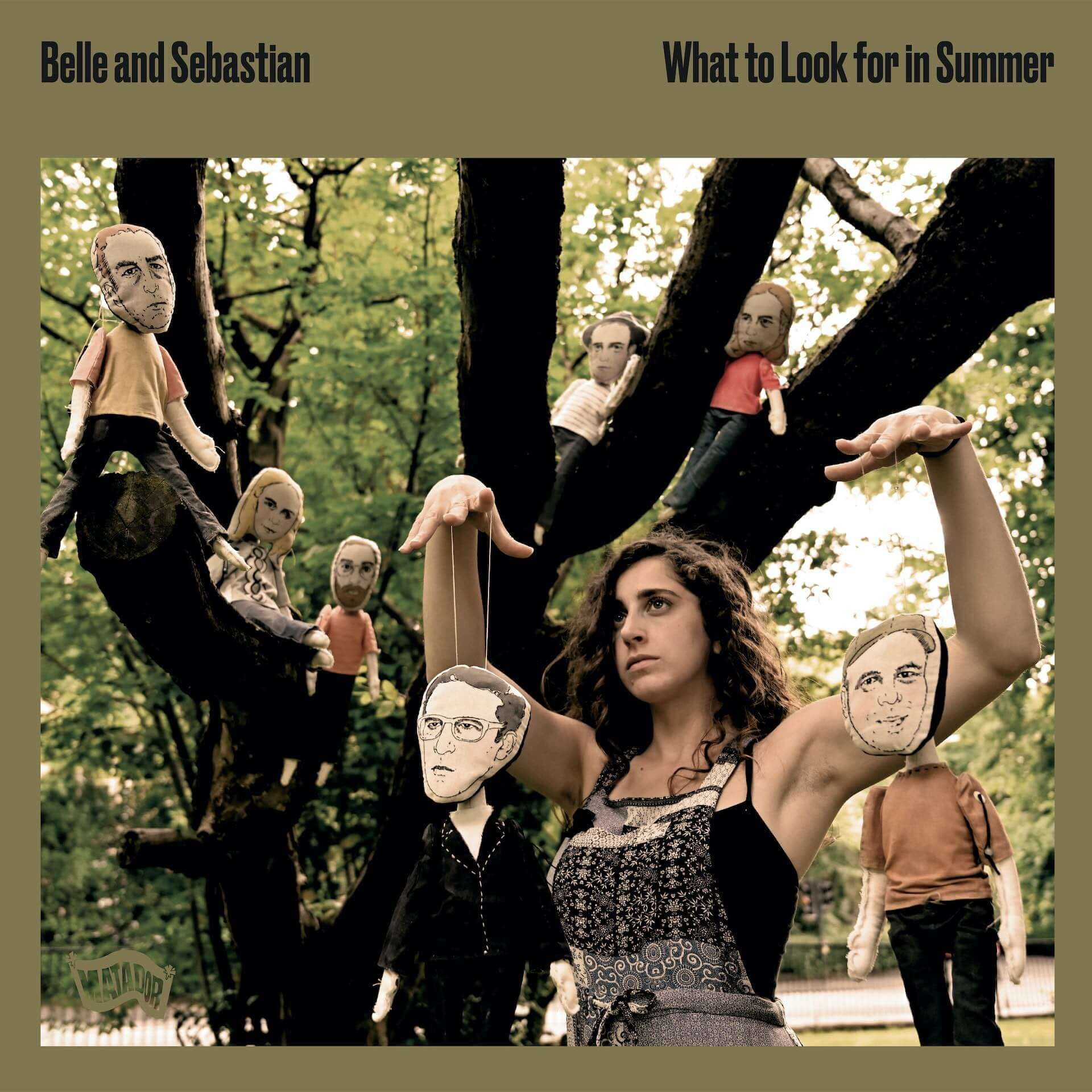 """Belle and Sebastianのライブ・ベスト盤『What To Look For In Summer』より""""The Fox In The Snow (Live)""""が解禁!プレゼント企画も実施決定 music201203_belle-and-sebastian_3-1920x1920"""